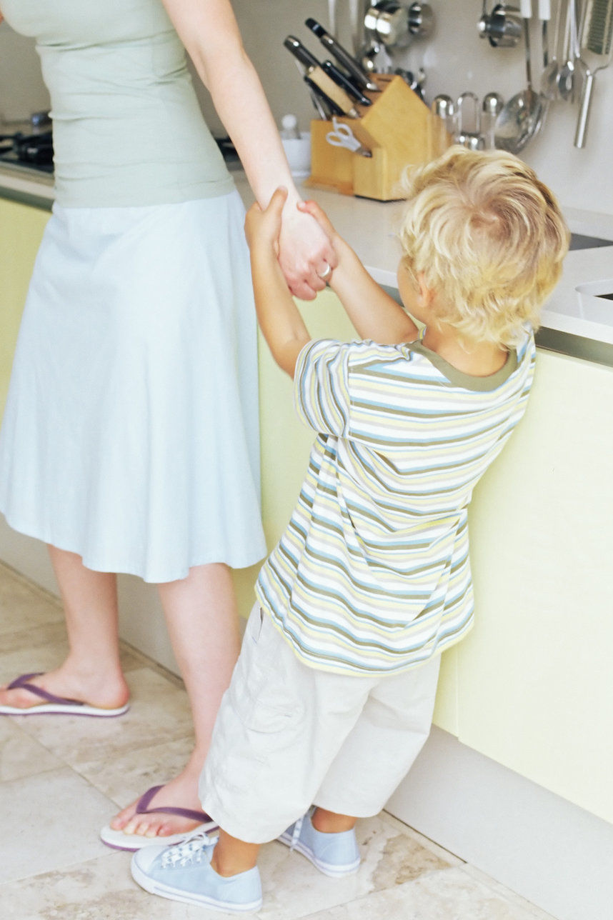 This Shockingly Simple Move Stopped My Kid From Constantly Interrupting Me