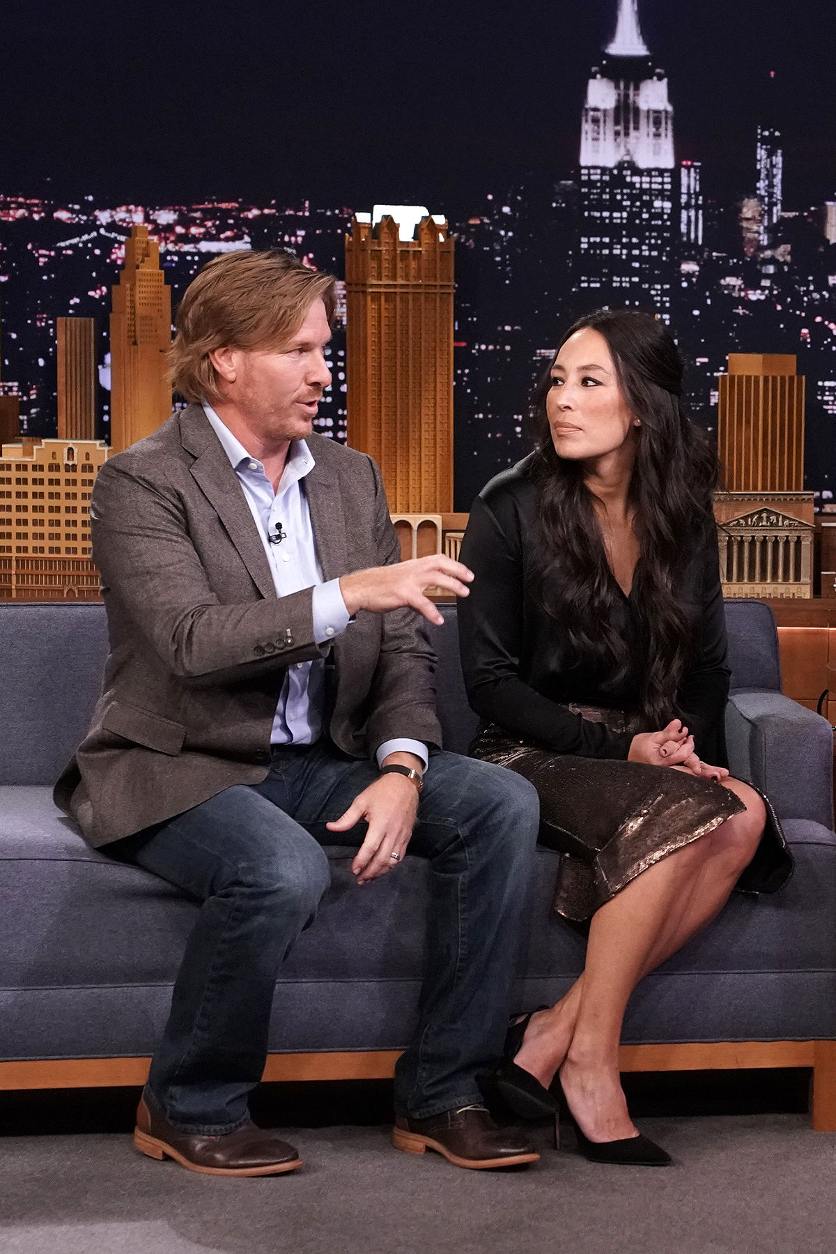 How Chip Gaines Went from 'Done' with Having More Babies to Getting Ready for No. 5 with Joanna