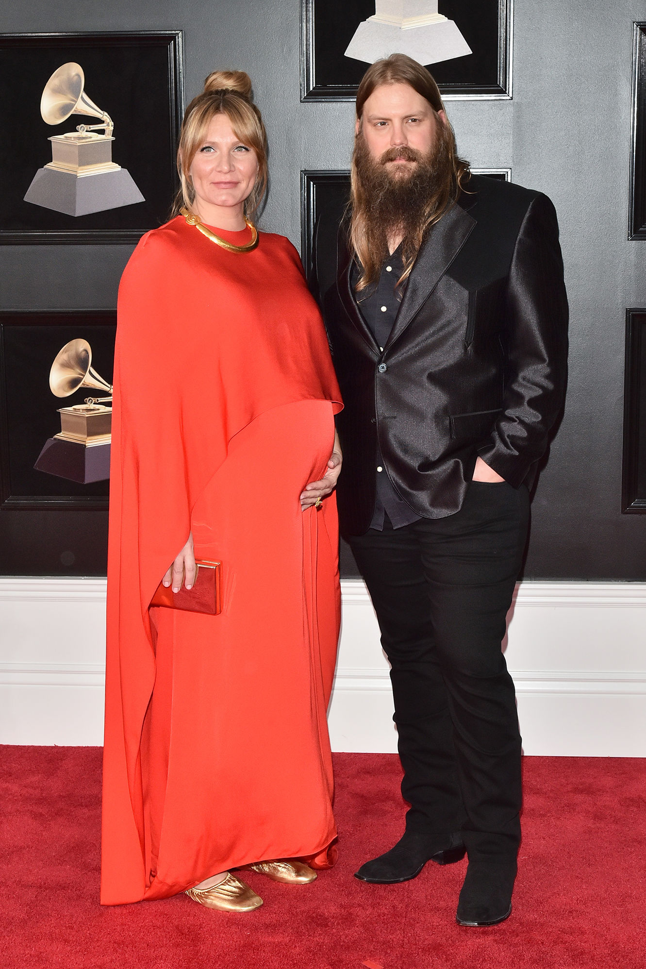 Chris Stapleton Welcomes Twin Boys with Wife Morgane — and Reba McEntire Announces the Birth!