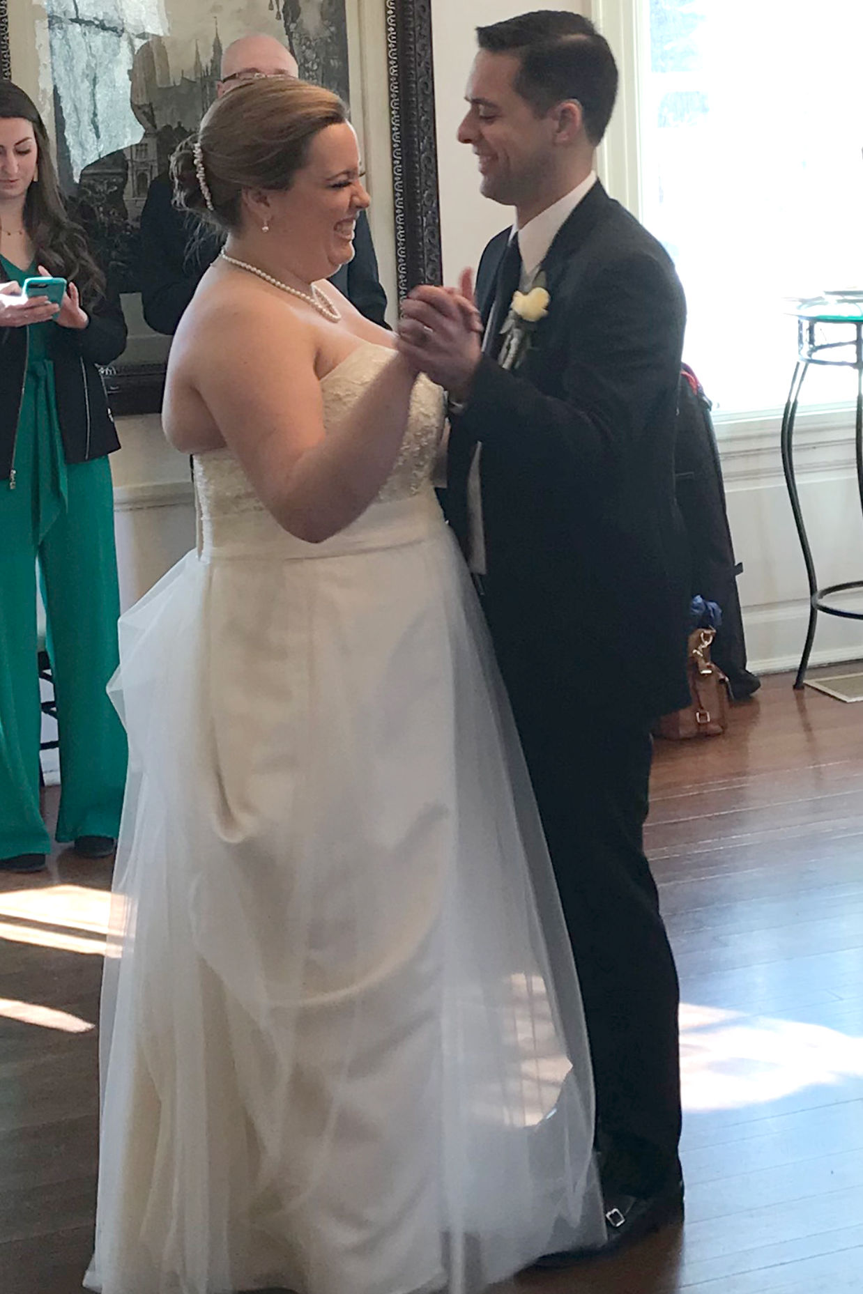 Deaf Groom Gets Life-Changing Cochlear Implant Just in Time for Wedding: I Heard 'the Clapping!'