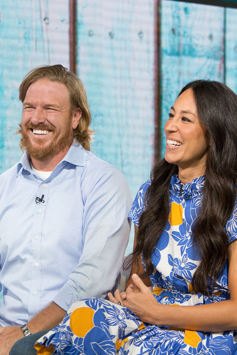 Chip Gaines and Son Crew Share Heartwarming Smile on 'Weigh-in Day' at the Doctor's Office