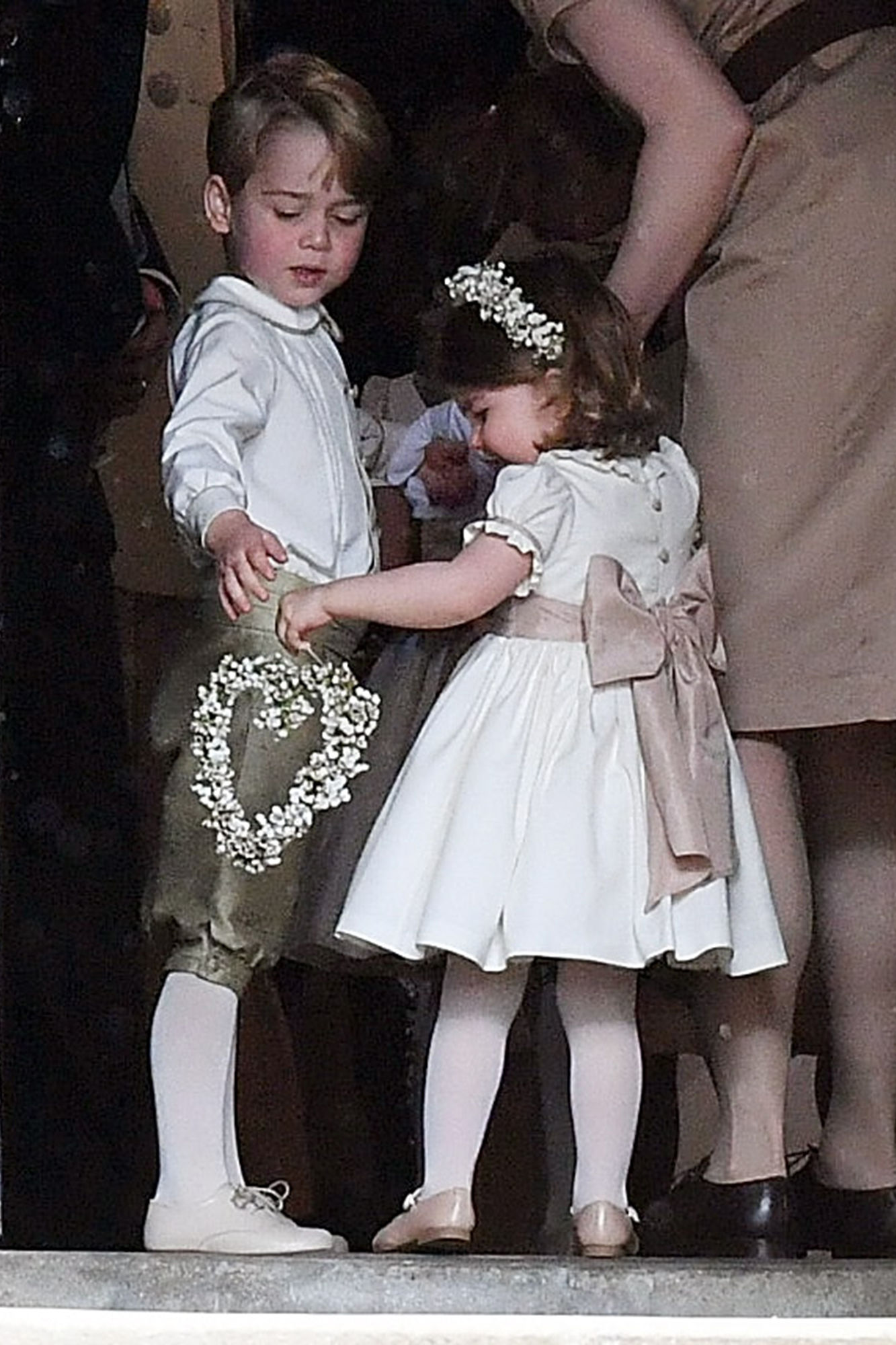Prince George and Princess Charlotte Were 'Very' Well-Behaved During Pippa Middleton's Wedding