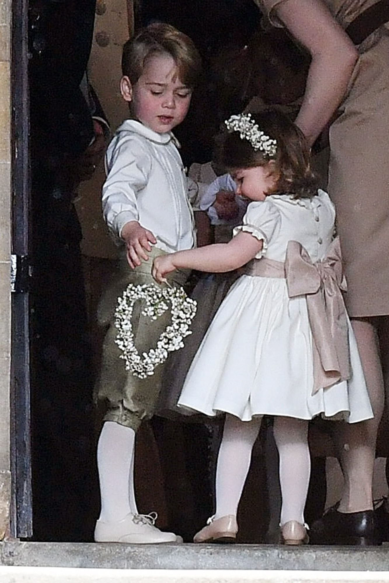Who Will Be Prince Harry and Meghan Markle's (Adorable!) Page Boys and Bridesmaids?