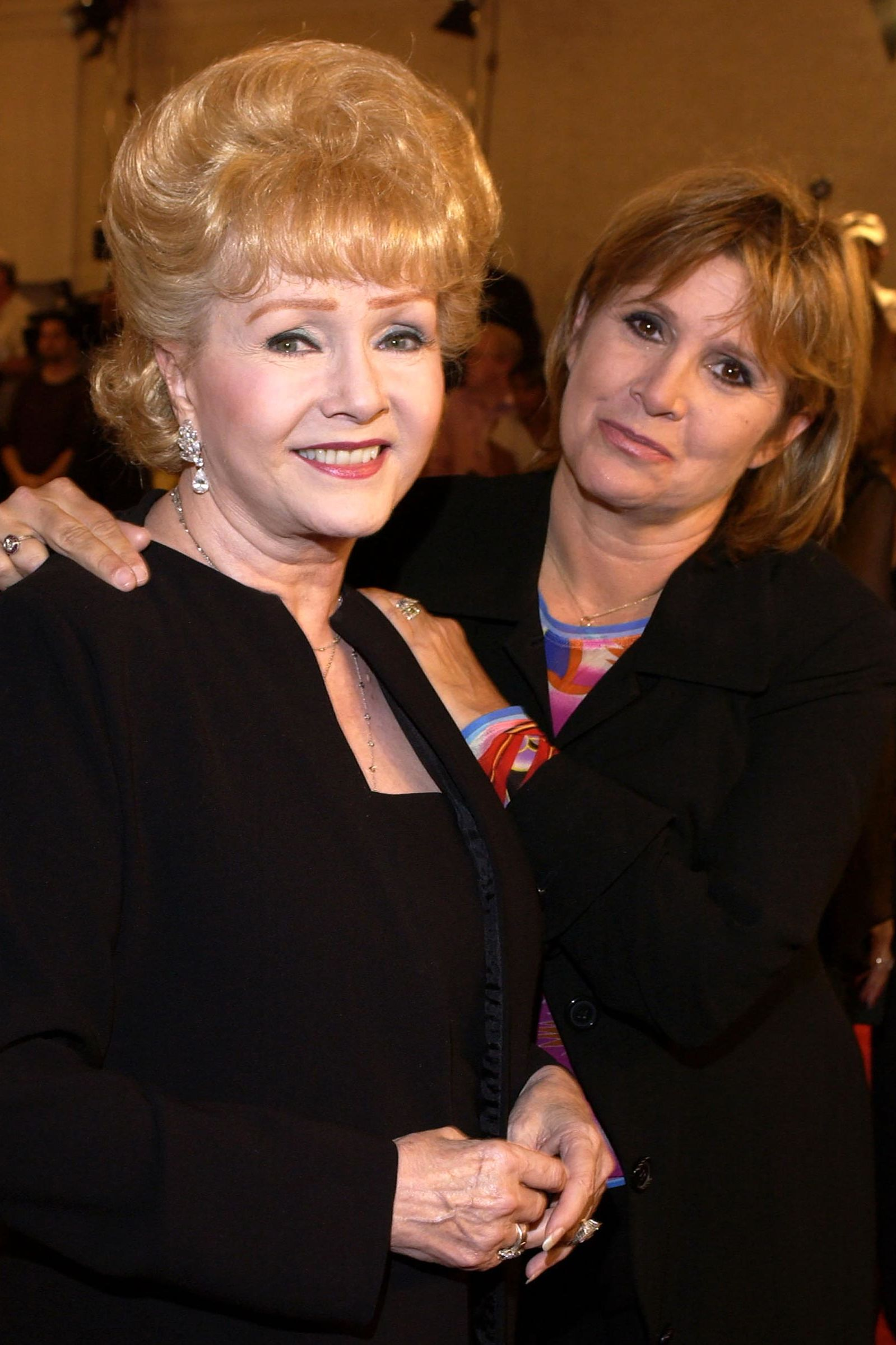 Carrie Fisher on mom Debbie Reynolds in 1987 interview: 'She was fabulous'