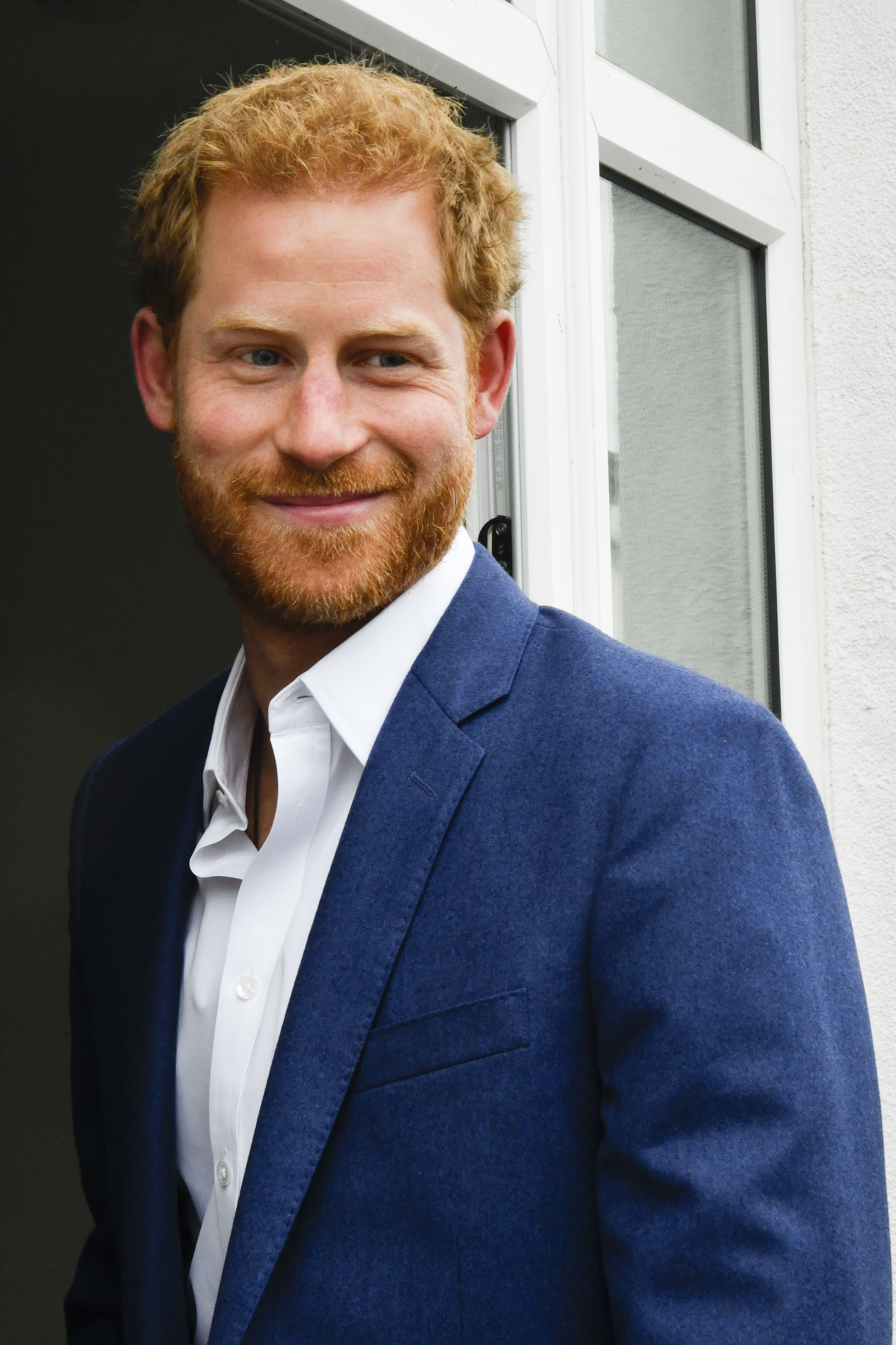 Prince Harry Can't Stop Gushing About His Christmas with Meghan Markle