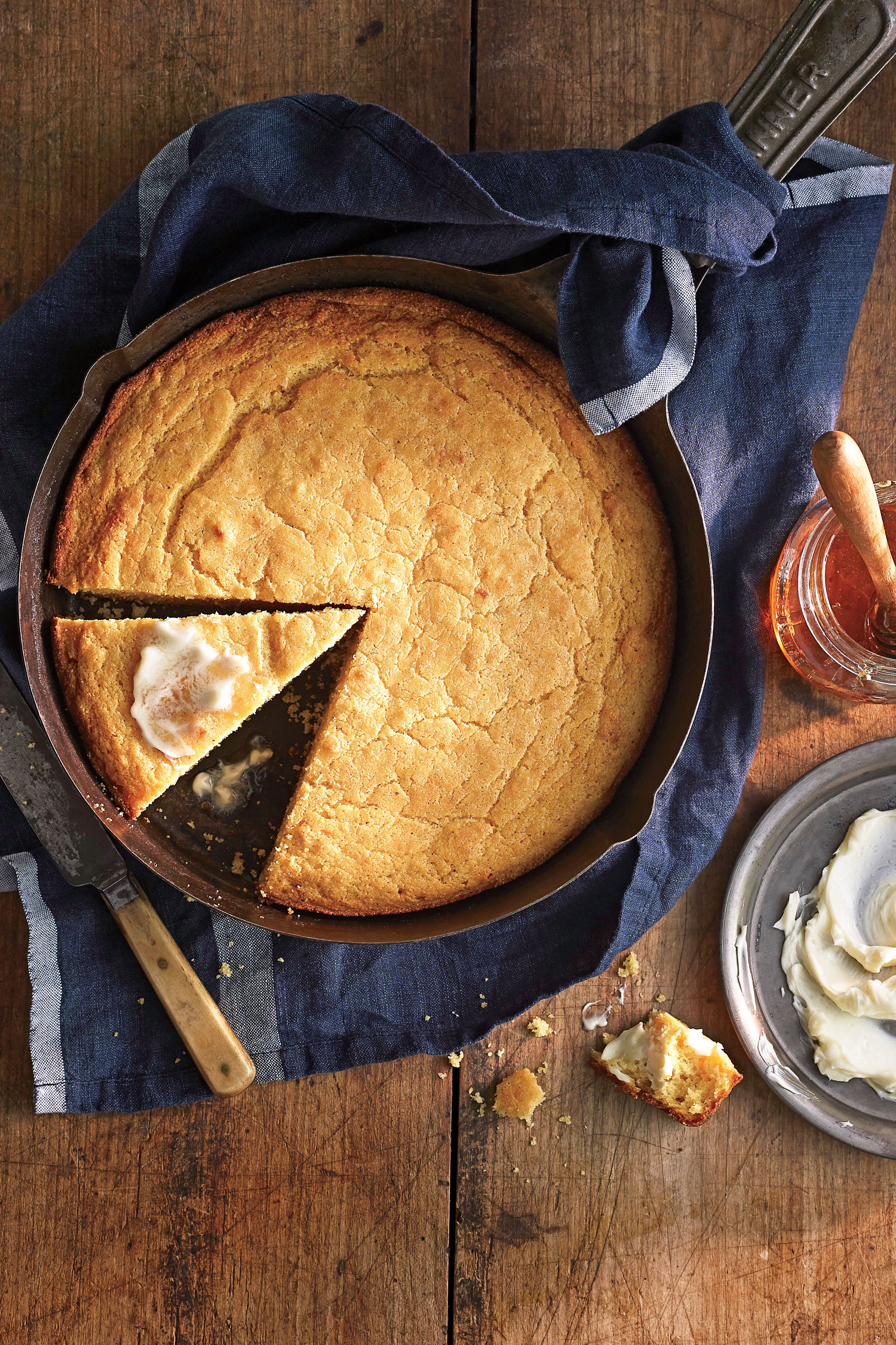 The Secret Ingredient to Making Boxed Cornbread Mix Even Better