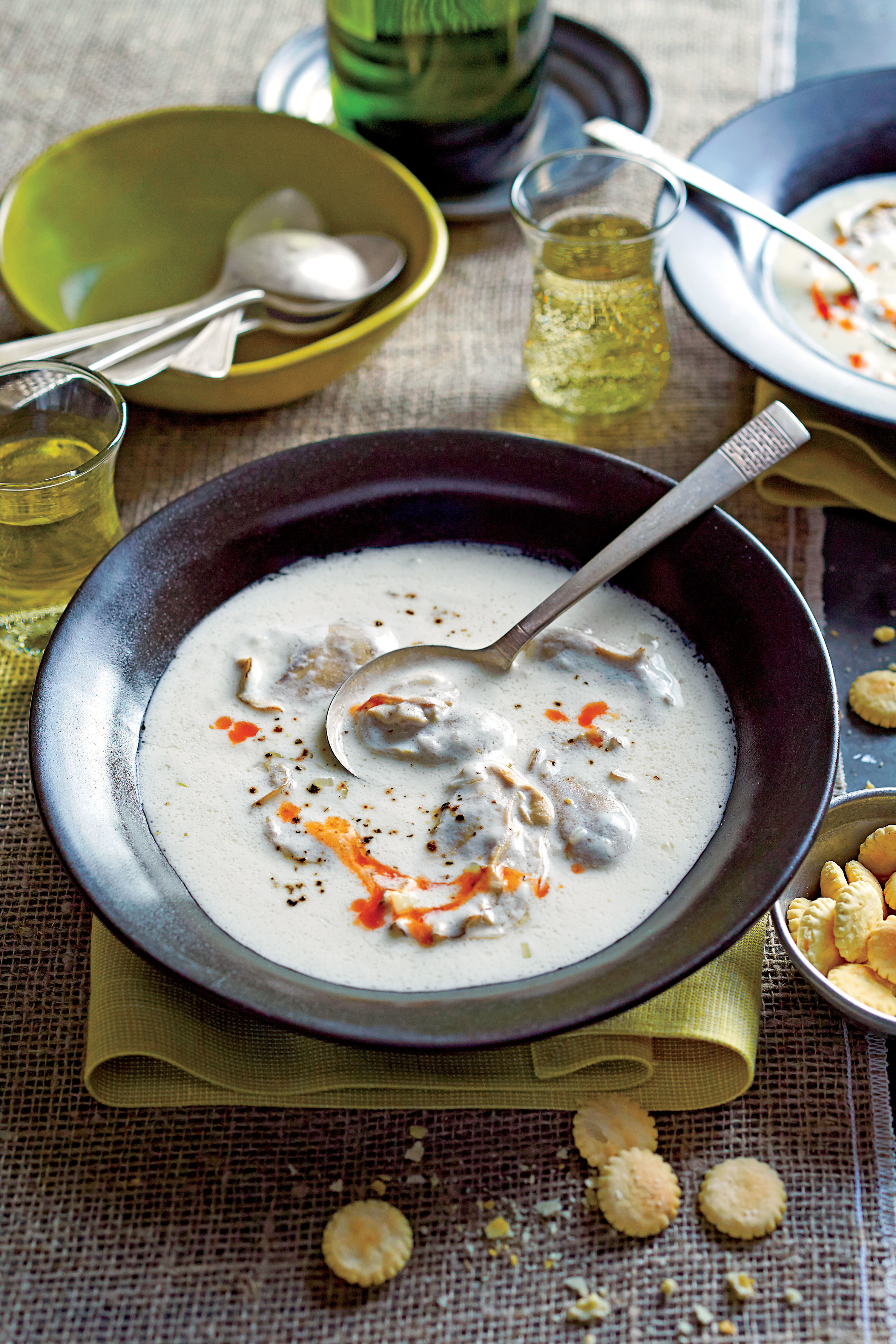 All We Want for Christmas is Oyster Stew–Here's Why