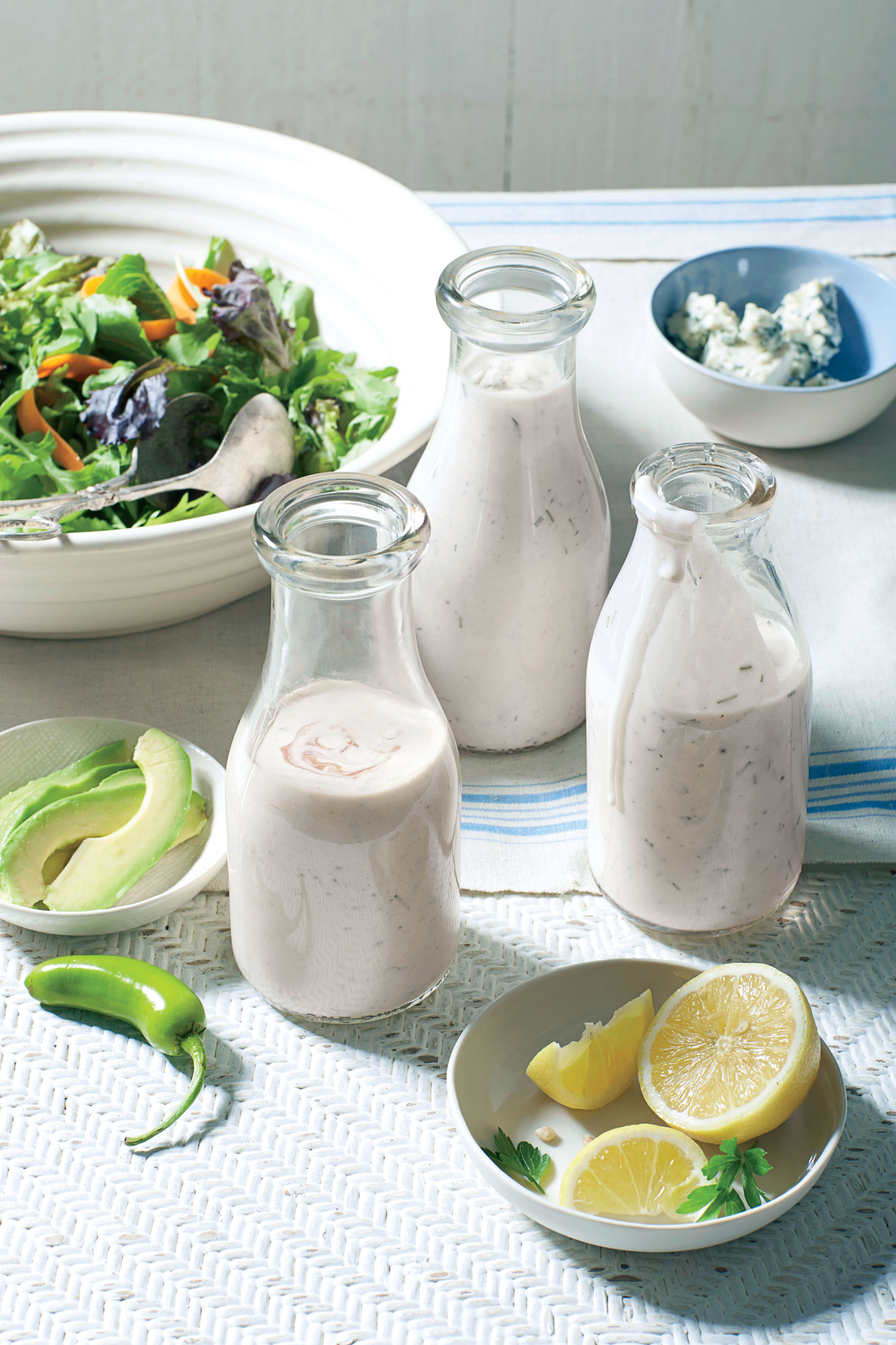 Herbed Buttermilk Ranch Dressing Recipe