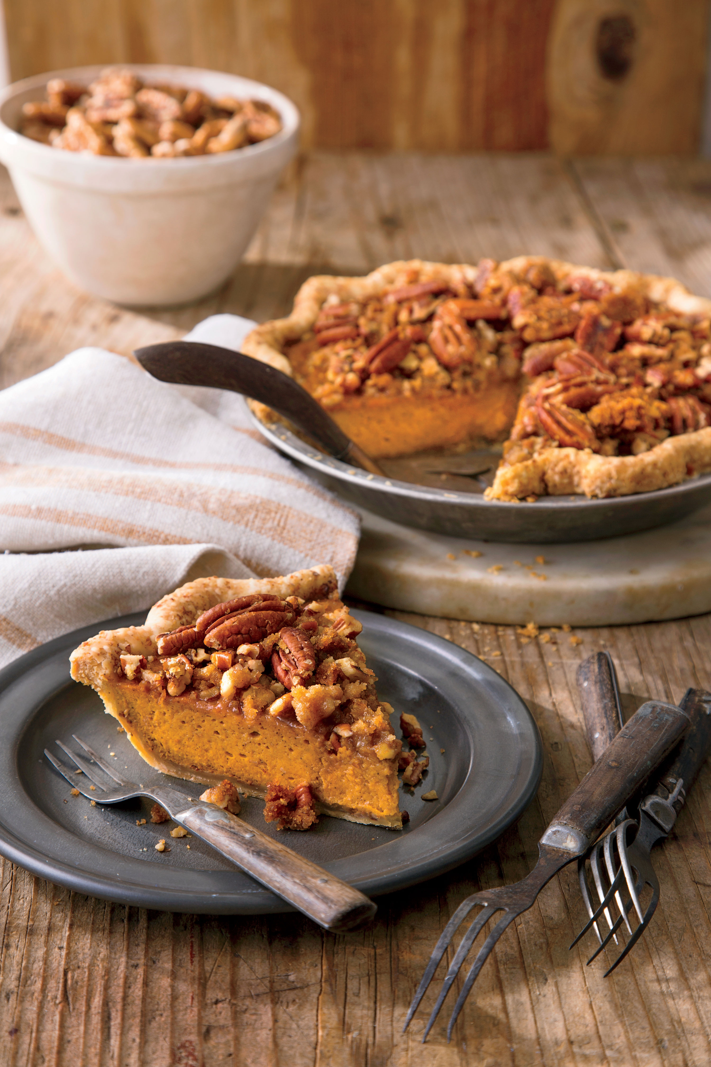 10 Ways to Upgrade a Pumpkin Pie