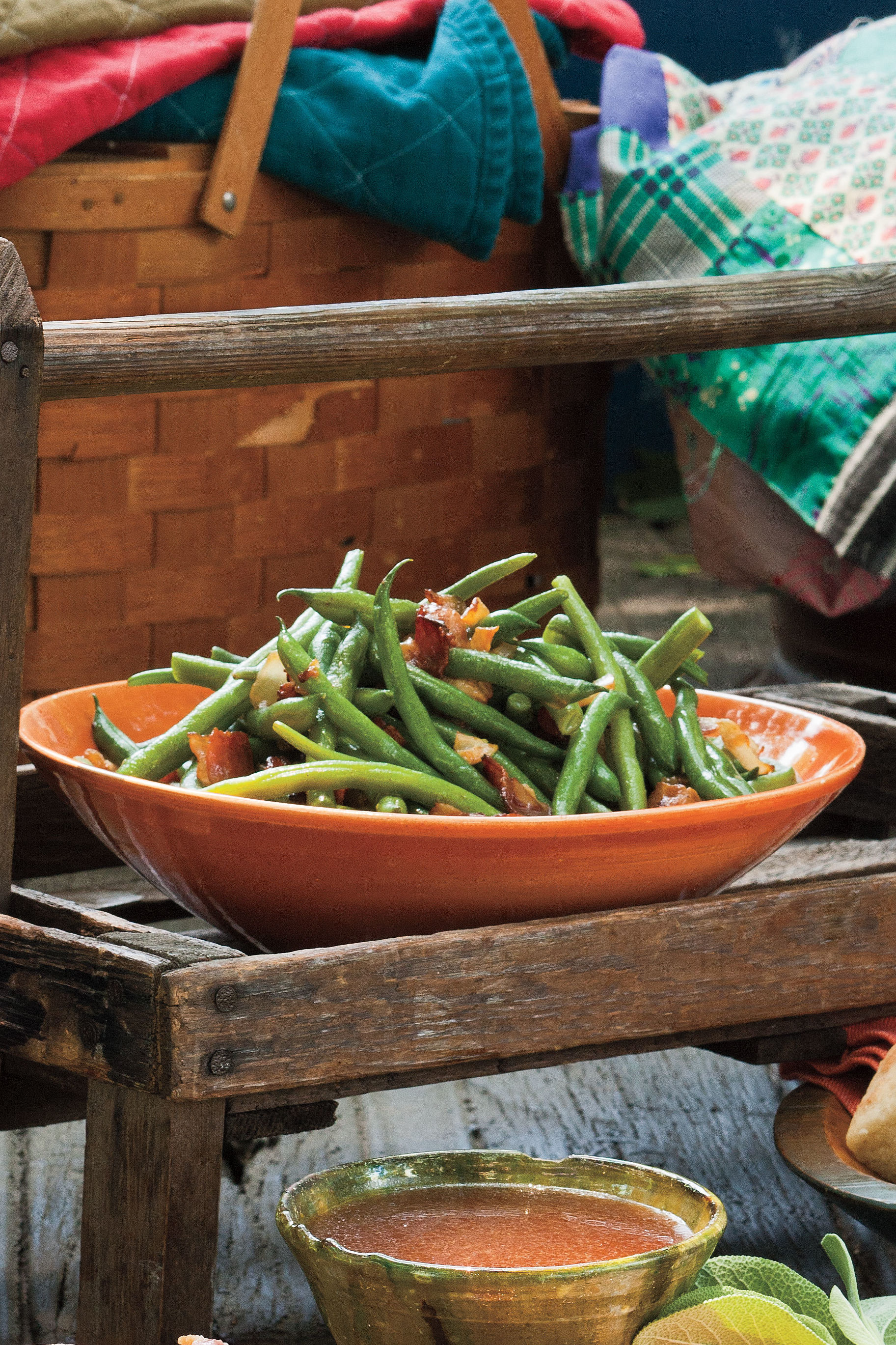 Sweet-and-Sour Green Beans Might Sound Weird, But They're Absolutely Delicious