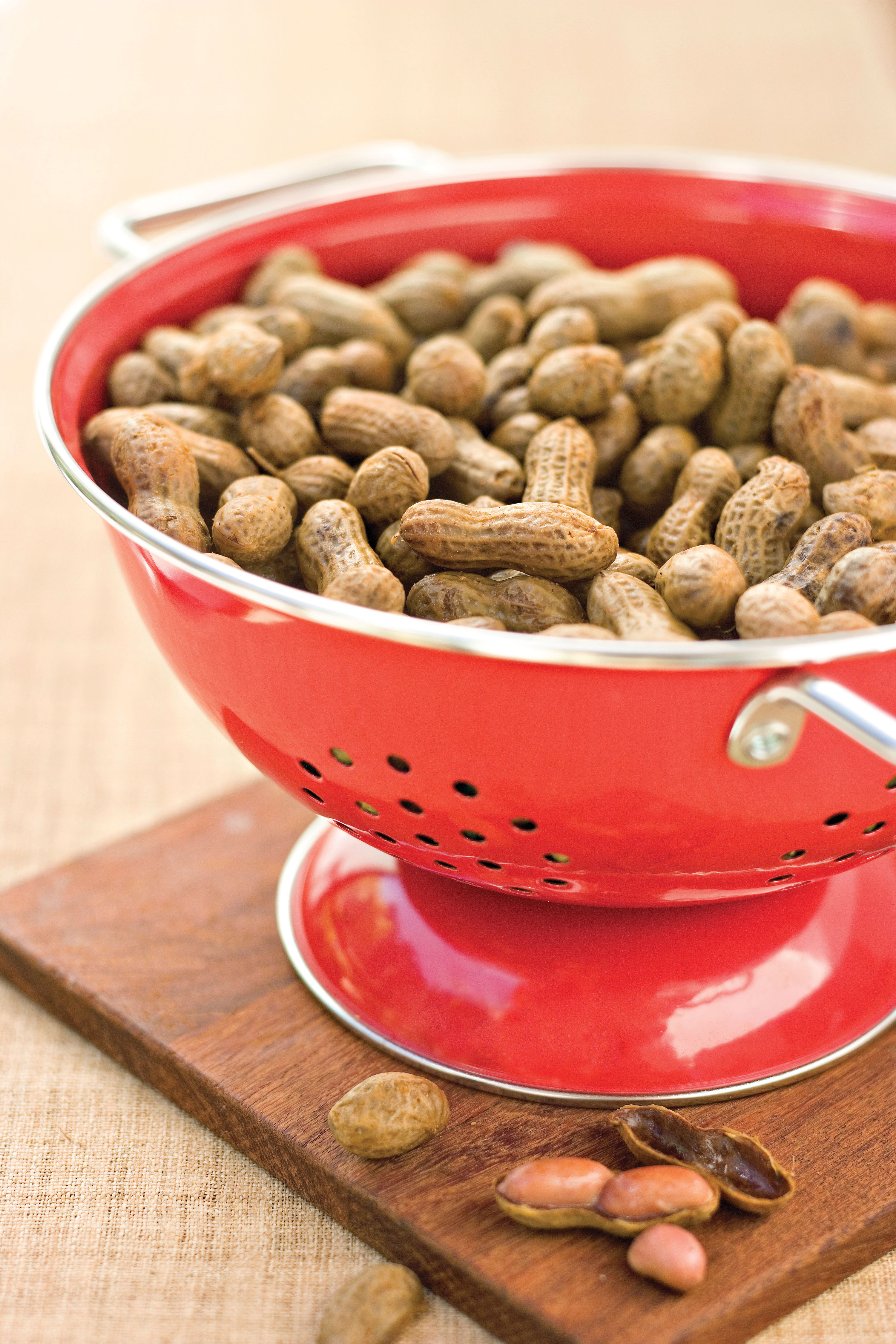 Taste of the South: Best Boiled Peanuts