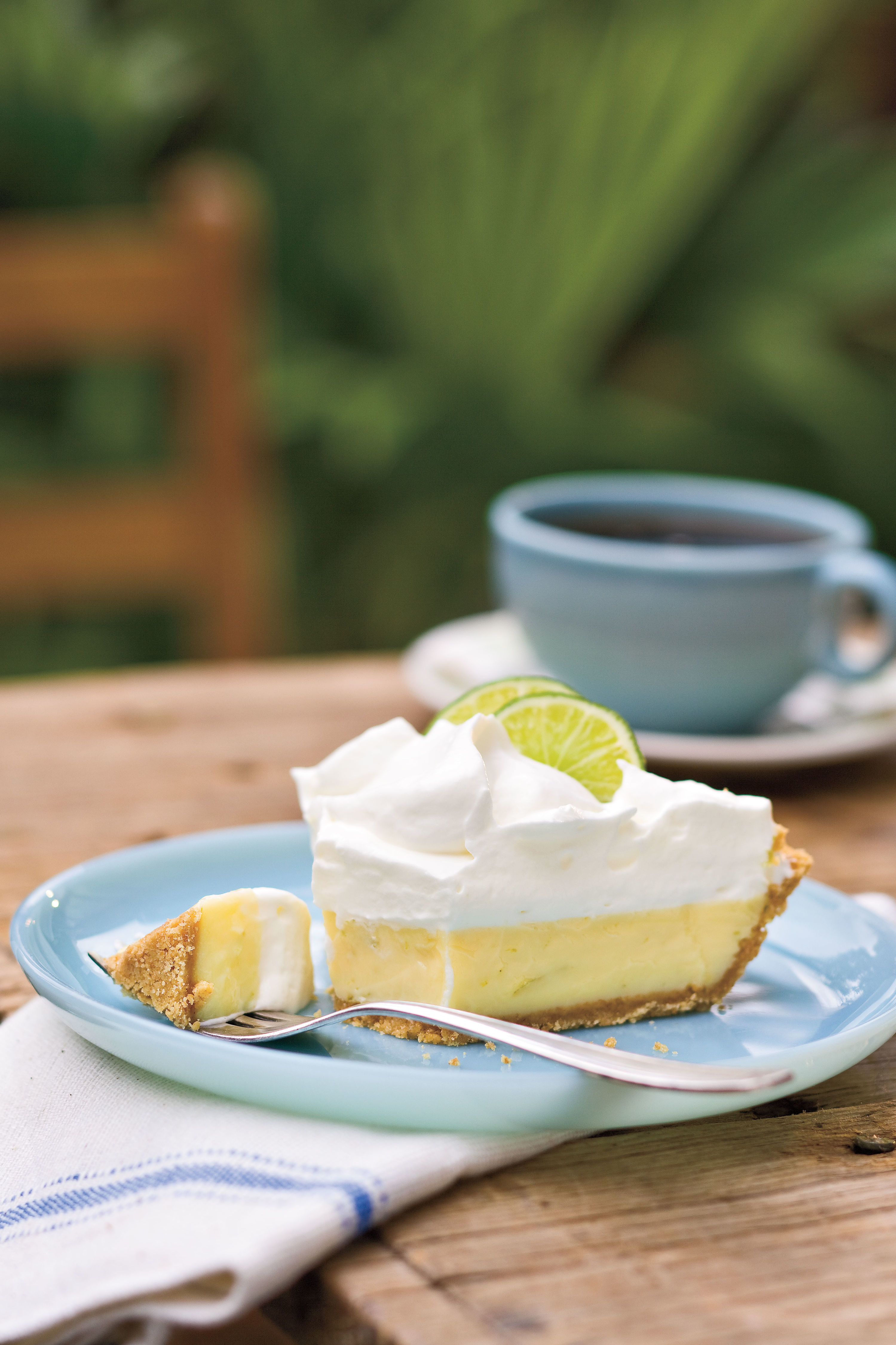 The Mysterious Origin of Key Lime Pie