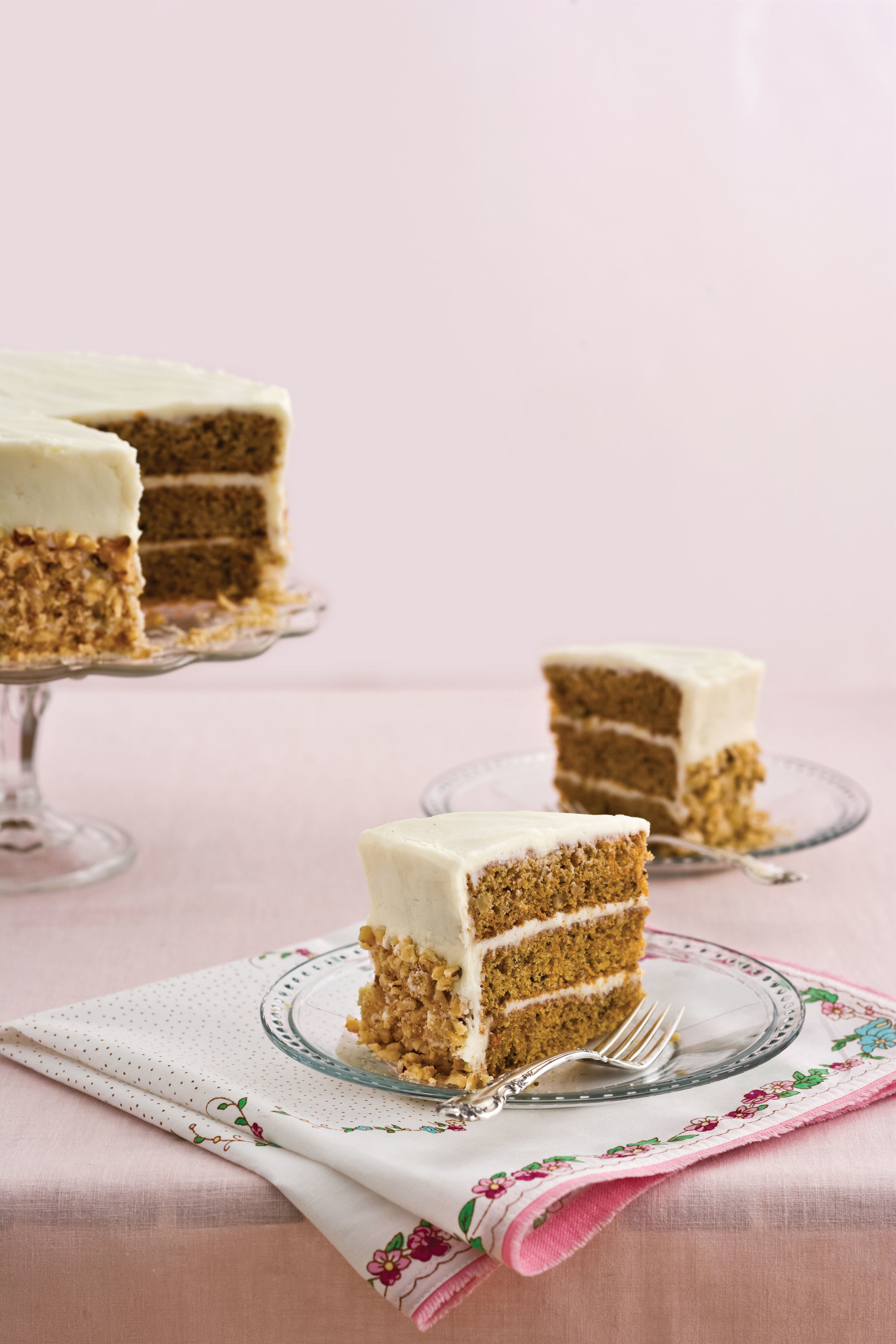 Mama Dip's Carrot Cake Is a Cake For All Seasons