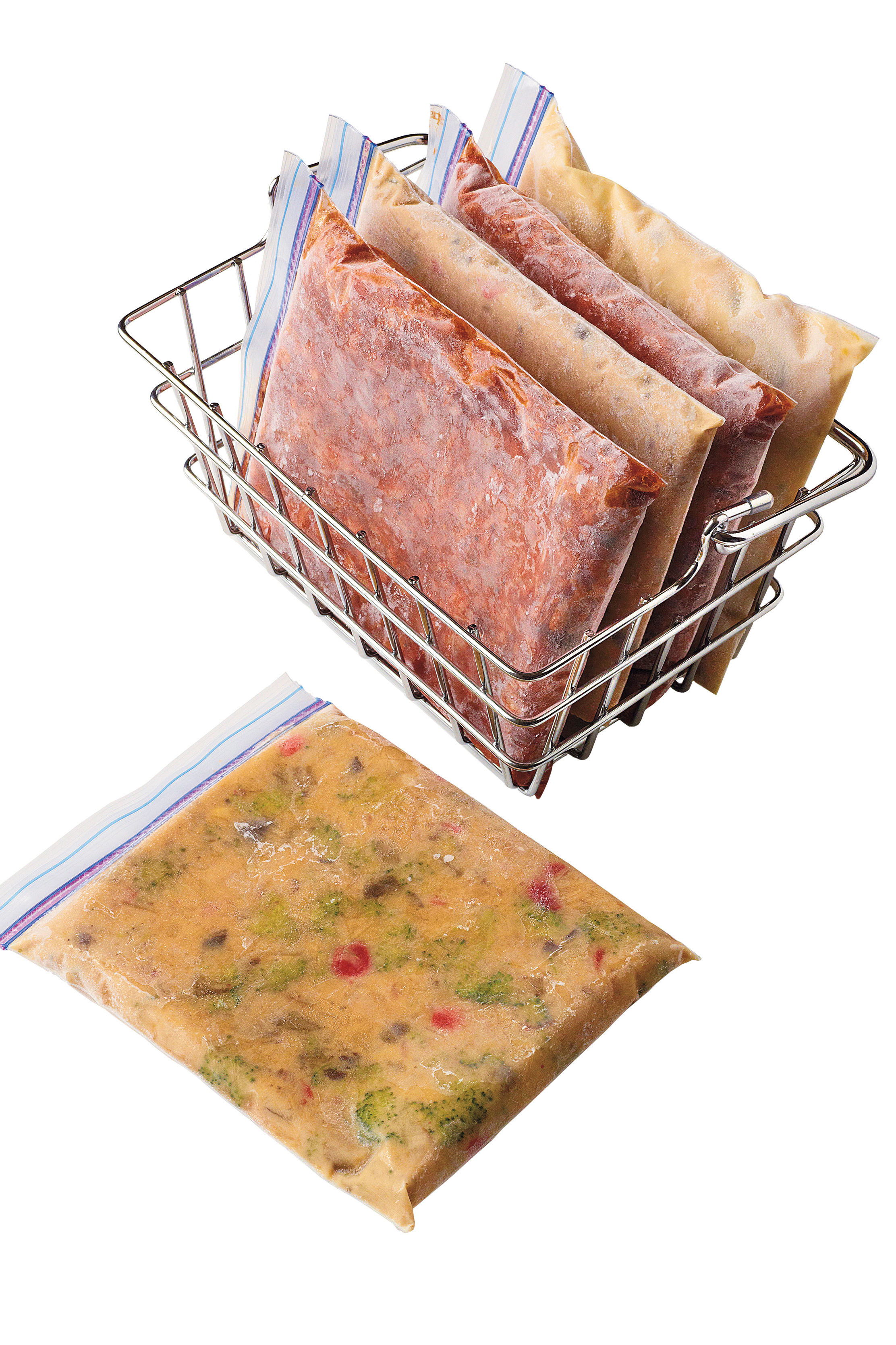 How To Freeze And Store Soup