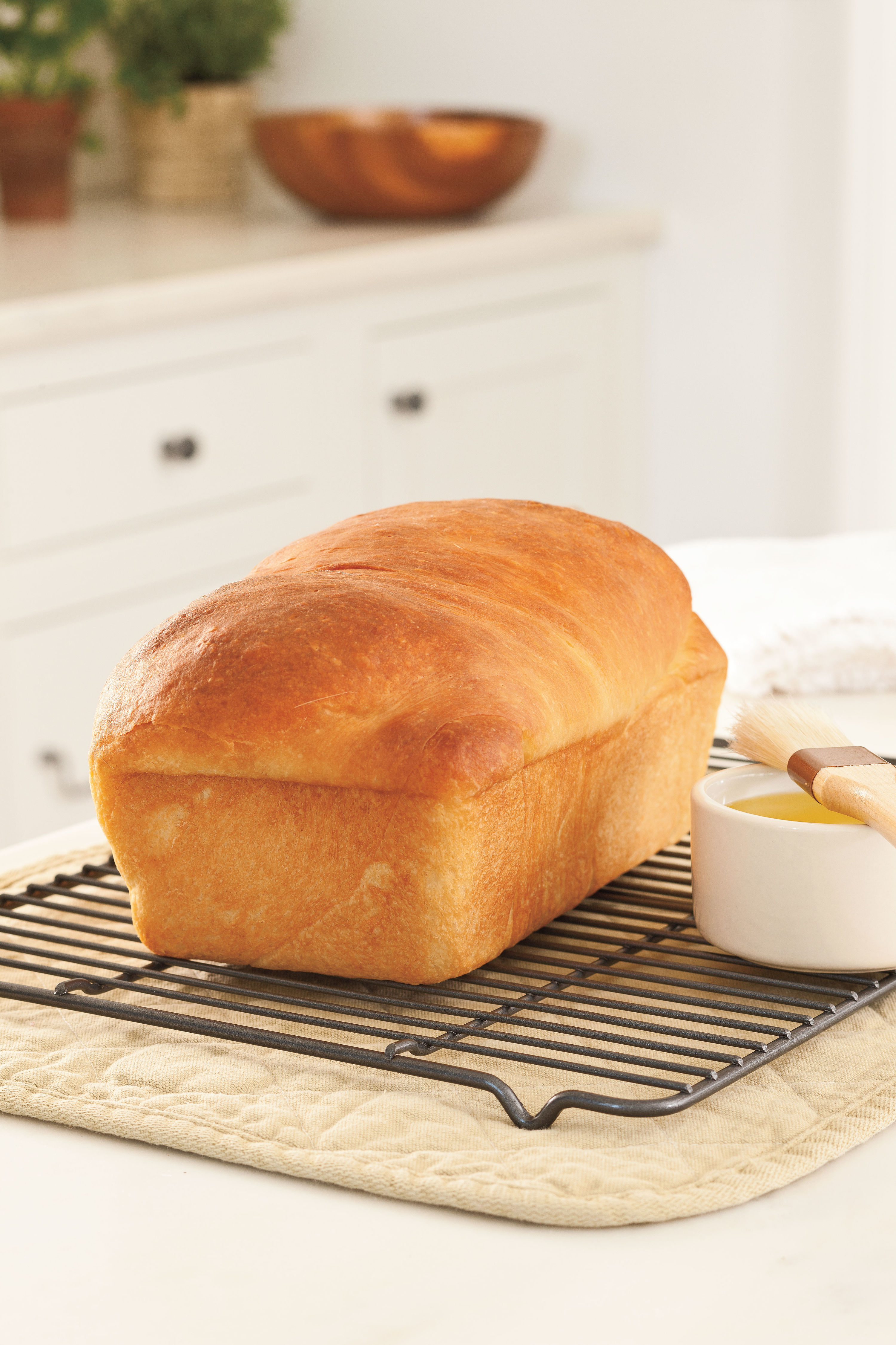 WATCH: This is the Secret to Making Bakery-Worthy Bread at Home