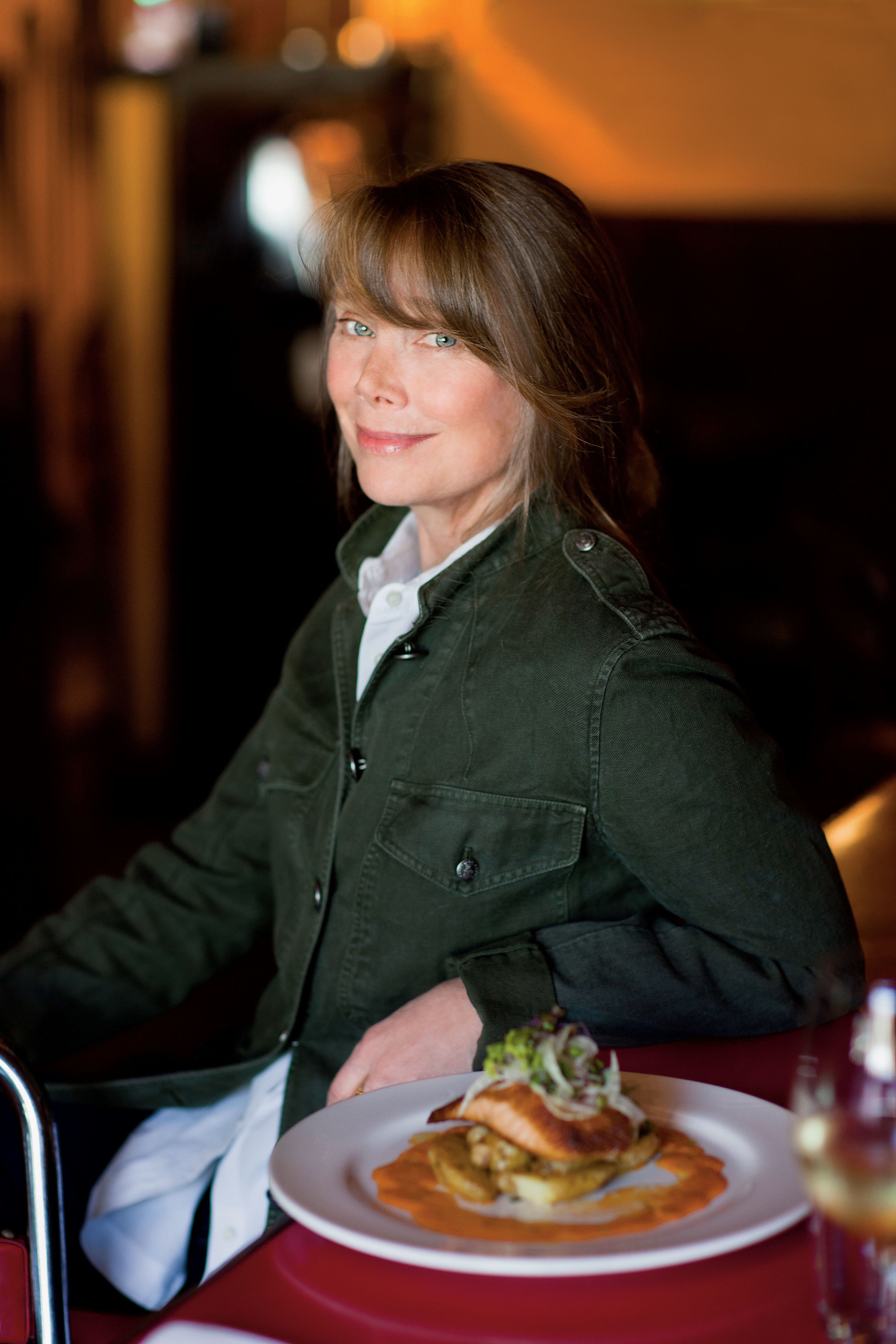 Paper Napkin Interview: Dishing with Sissy Spacek