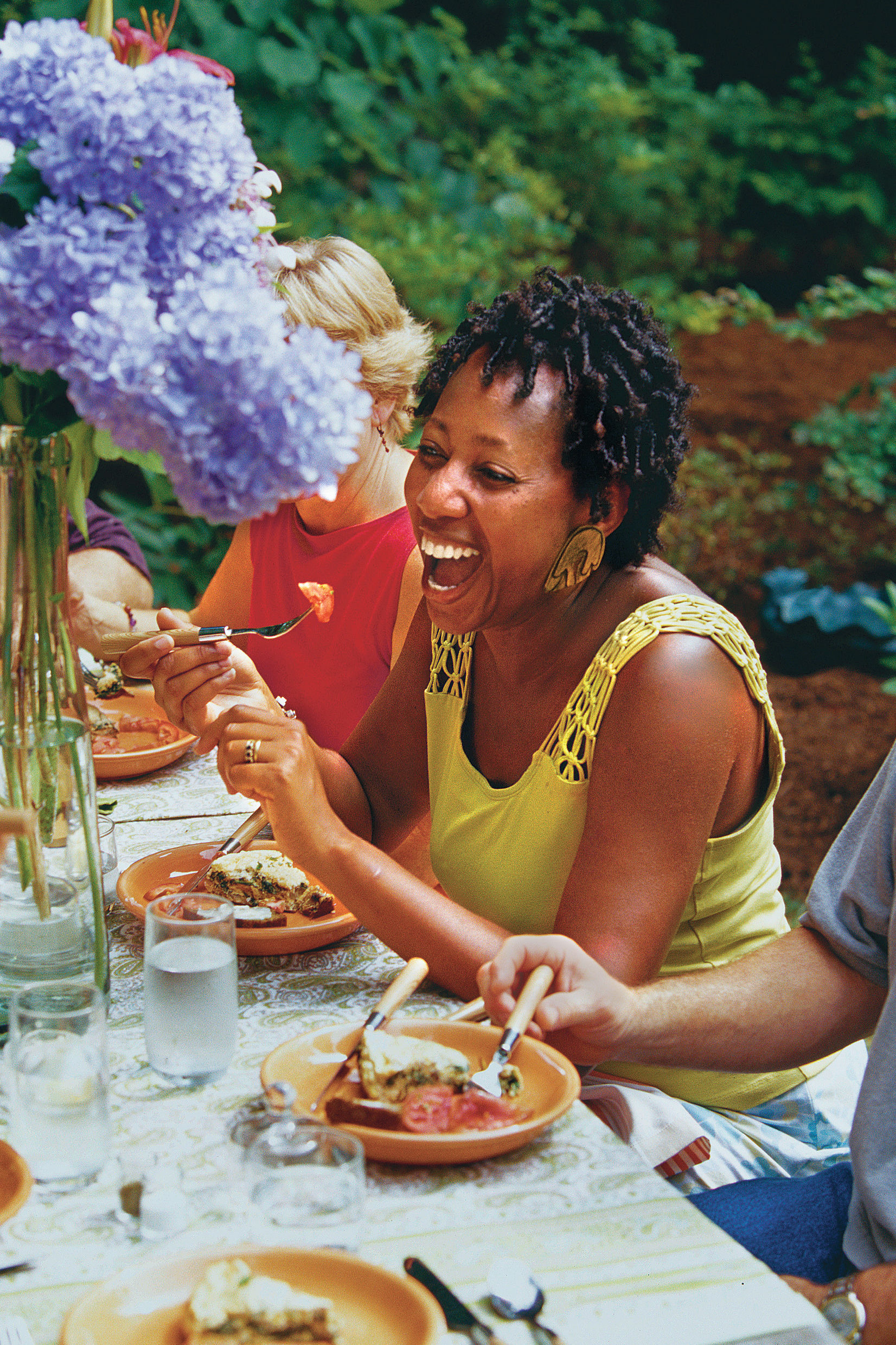 Host a Progressive Garden Party