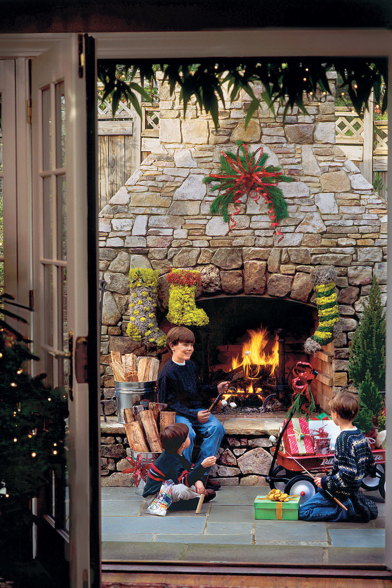 Take the Holiday Party Outside