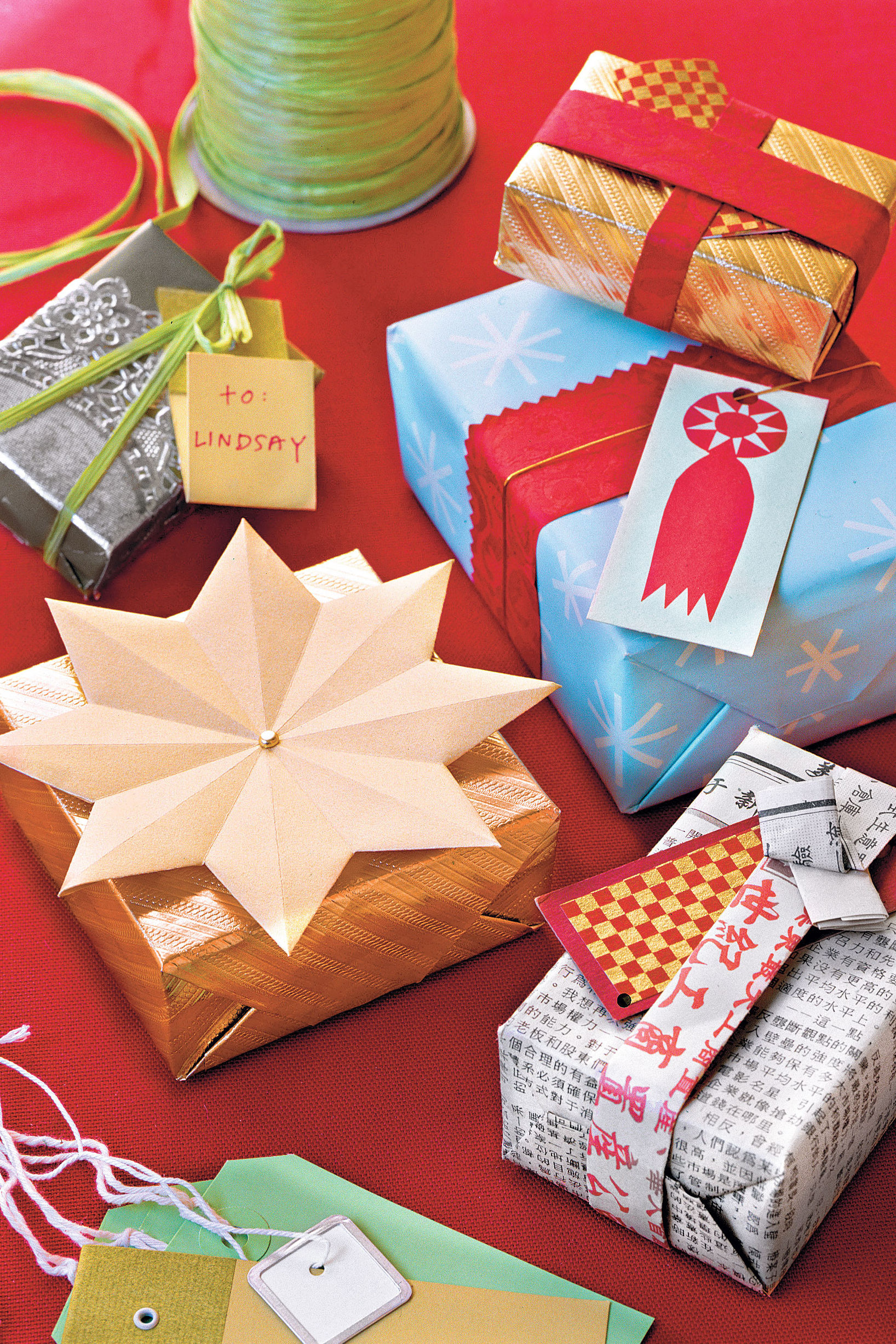 Put the Fun Into Wrapping Presents