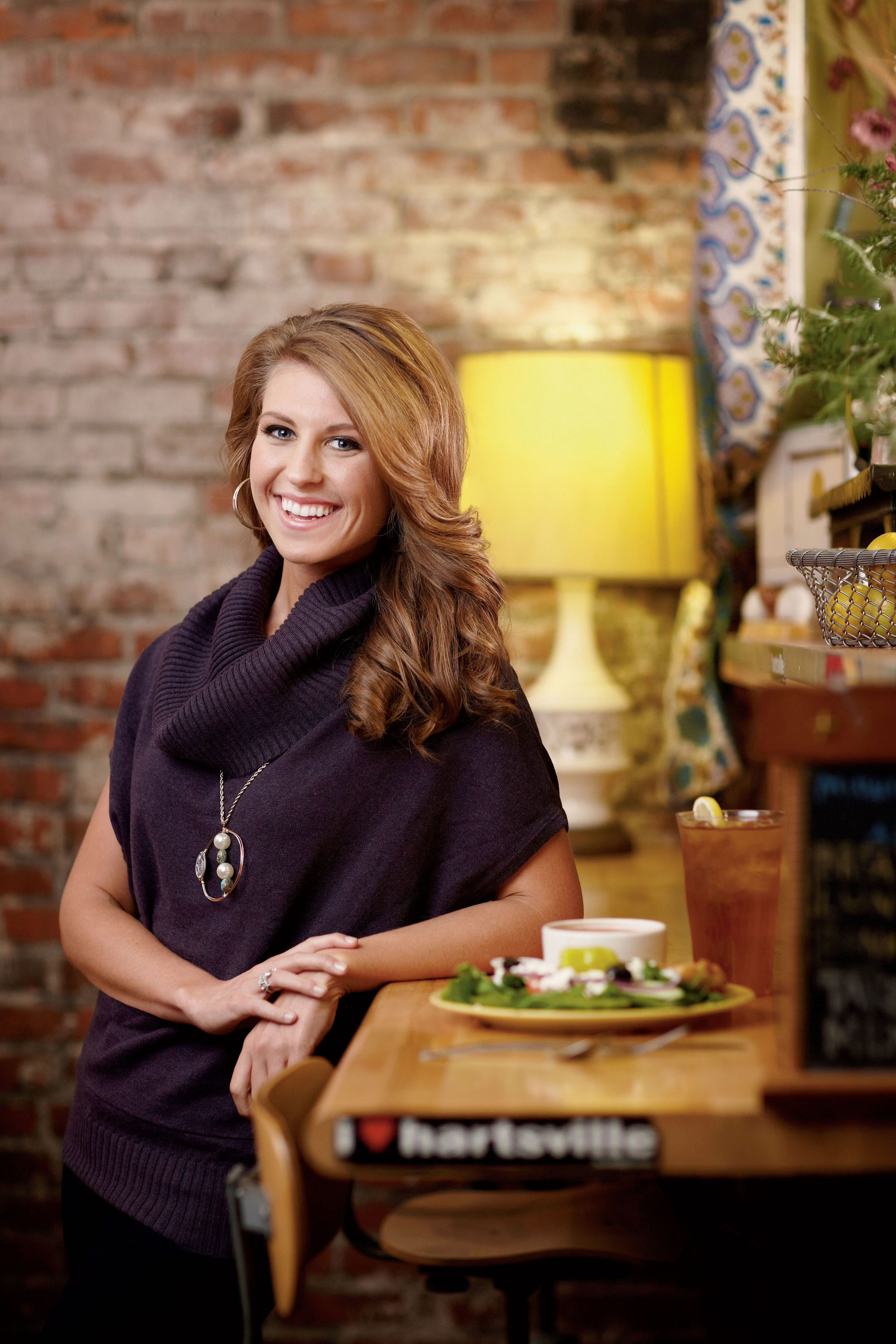 Paper Napkin Interview: Dishing with Bree Boyce