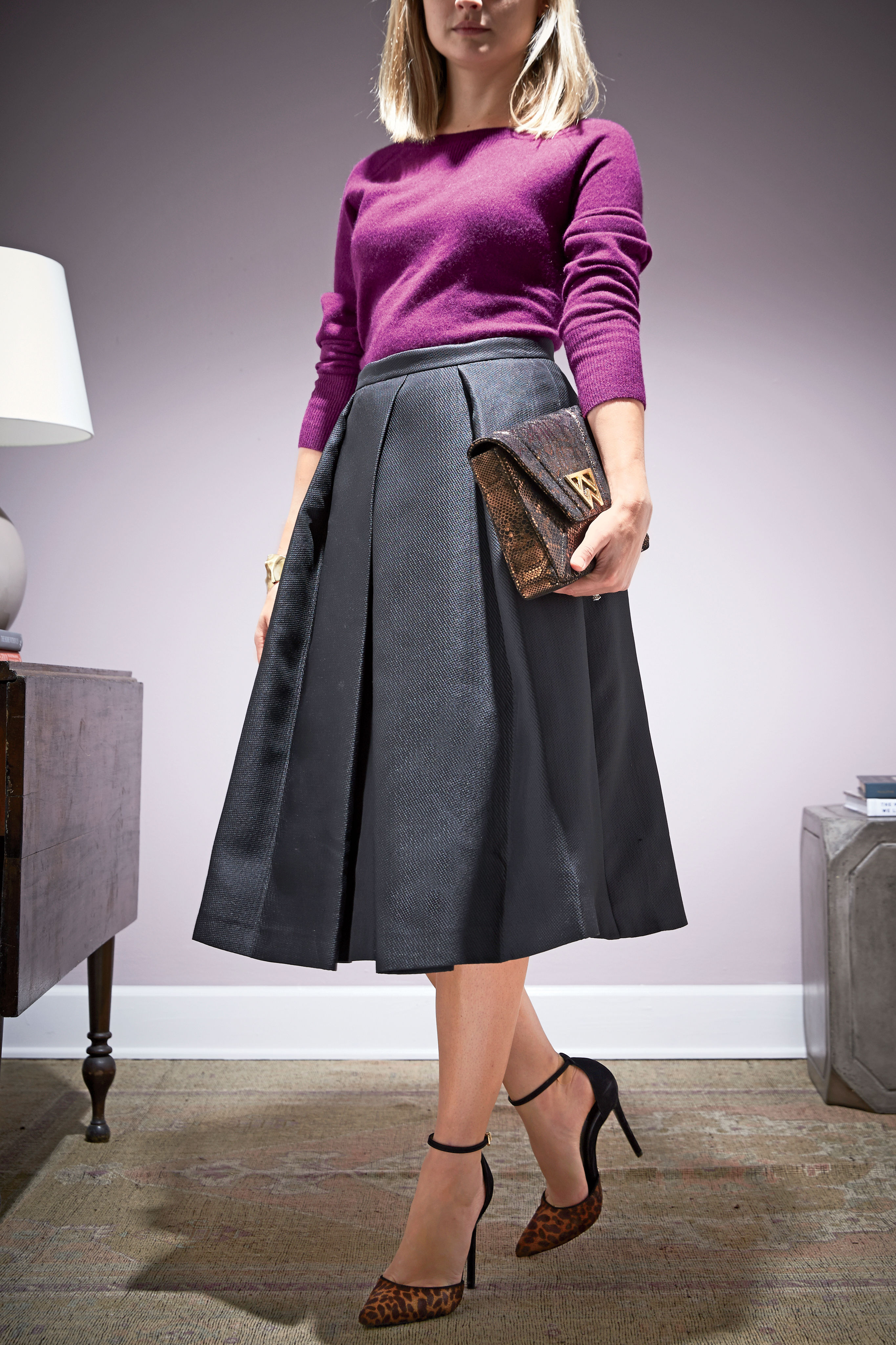 Instant Classic: The Midi Skirt
