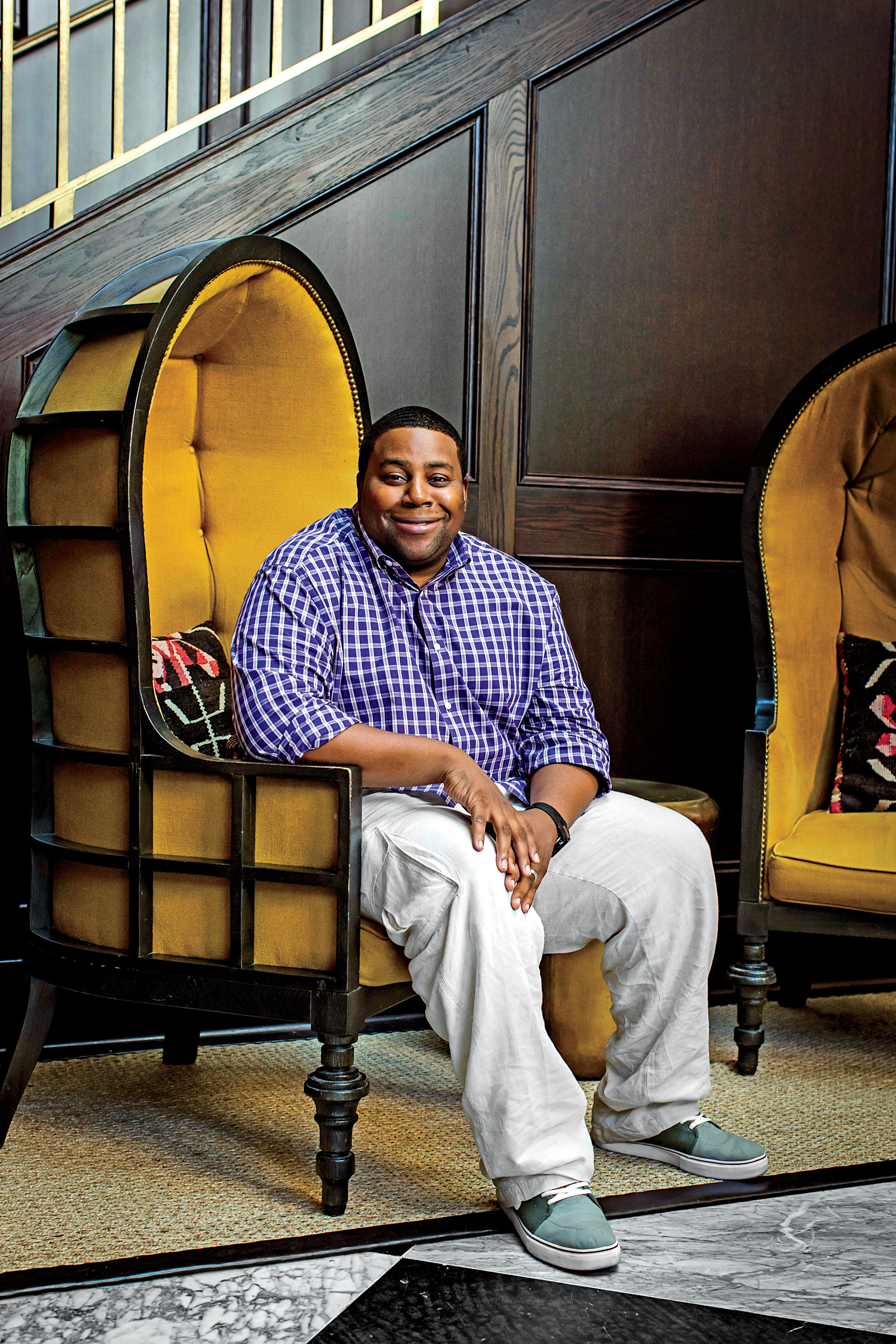 Catching Up with Kenan Thompson
