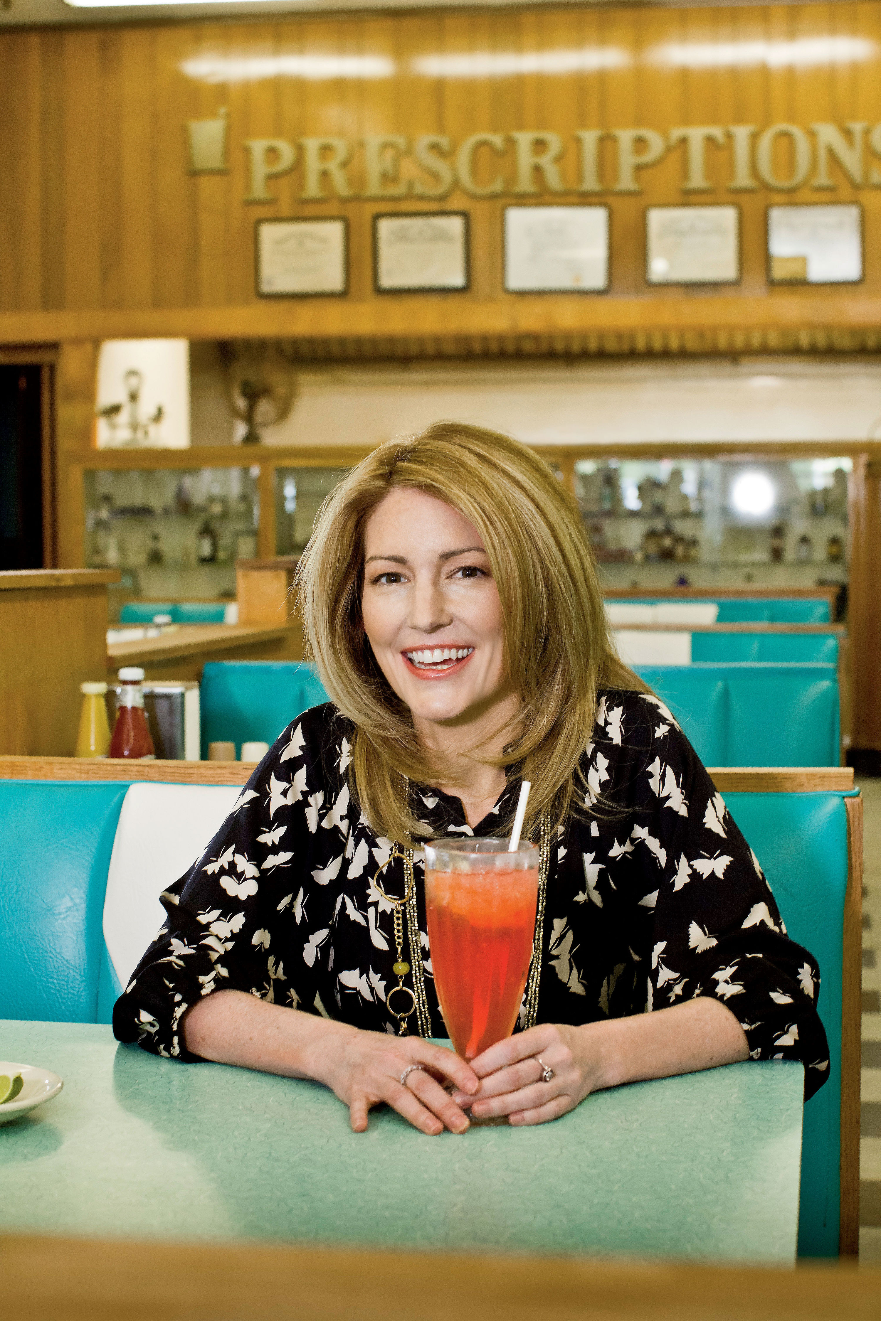 Paper Napkin Interview: Dishing with Kathryn Stockett