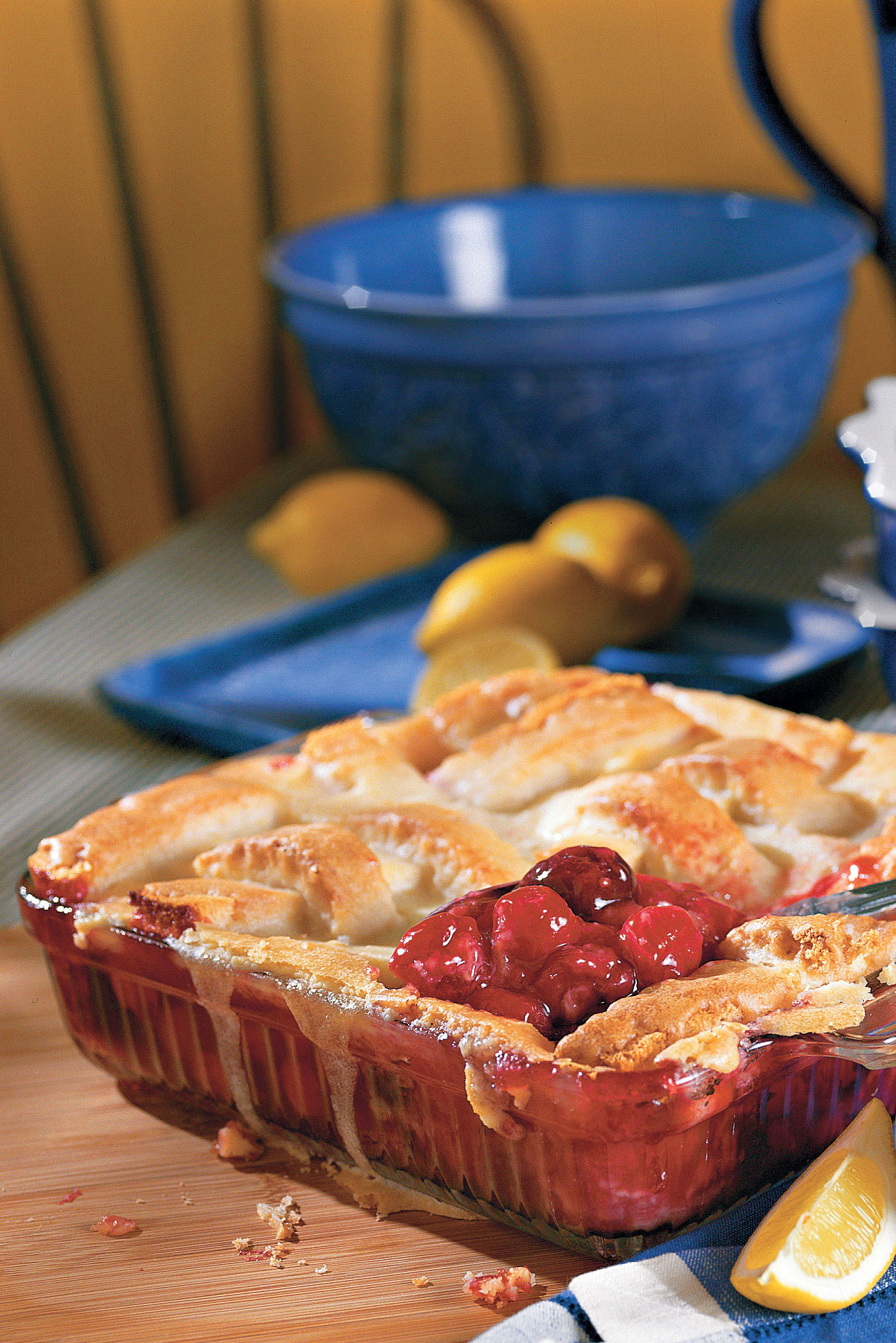 Easy-As-Pie Cobbler Recipes