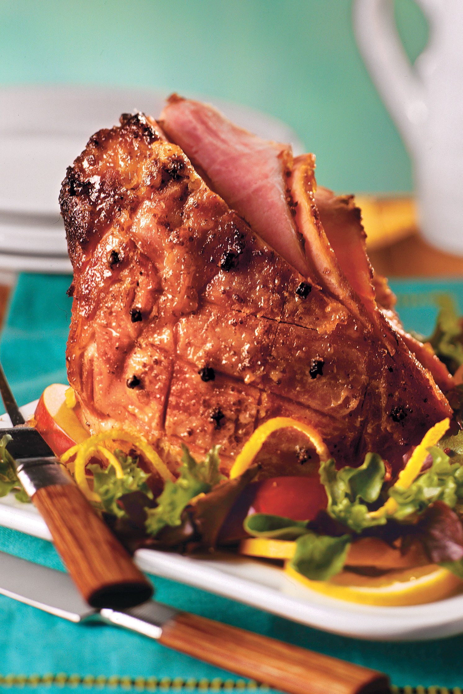 Easter Holiday Ham