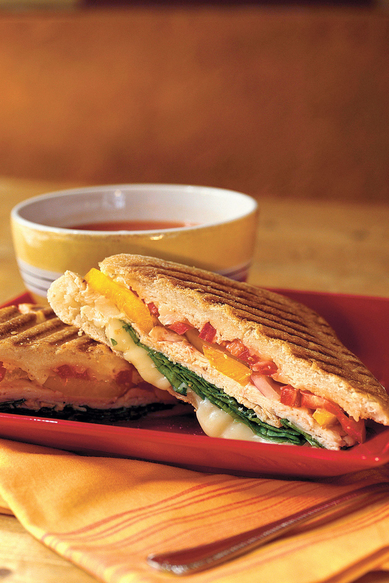 Easy Grilled Sandwiches