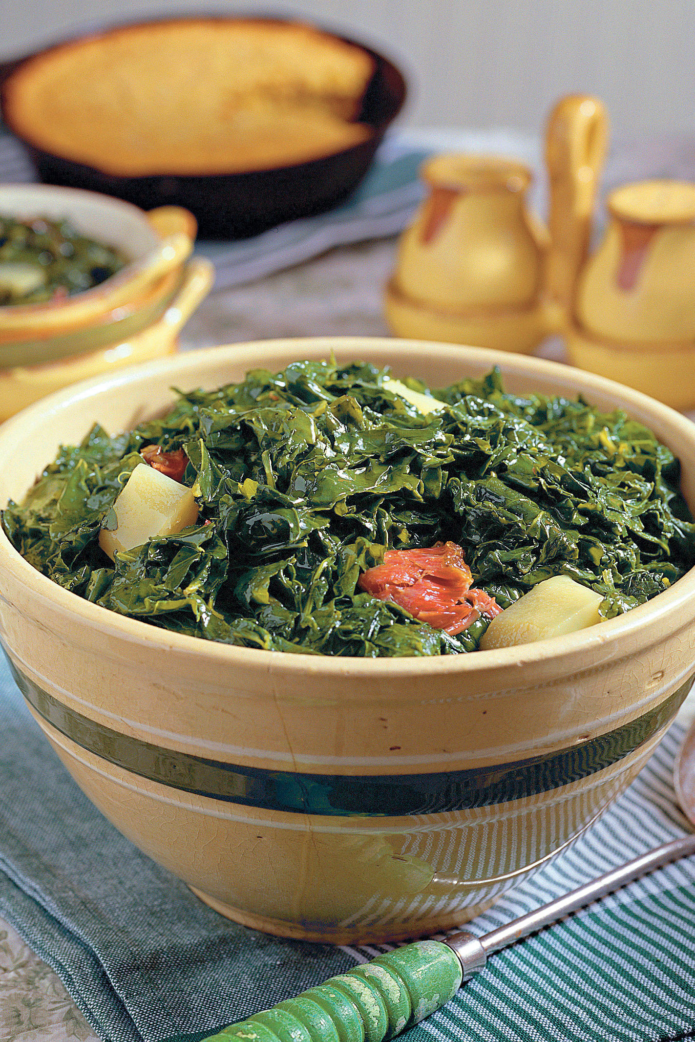 Favorite Turnip Greens Recipe