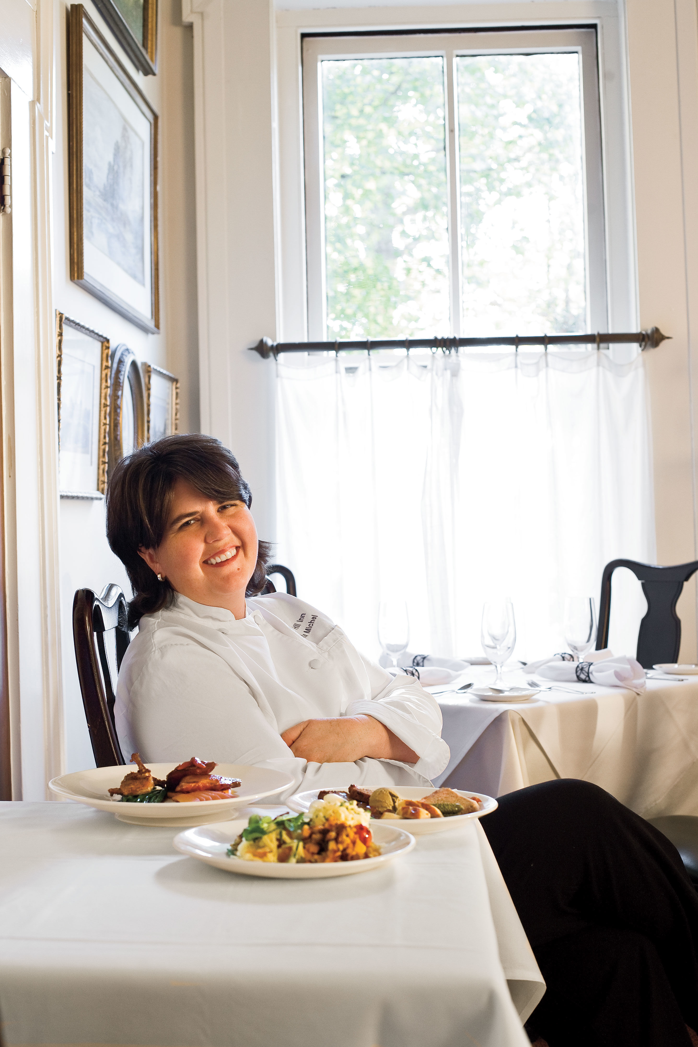 Southern Chef Salute: Ouita Michel