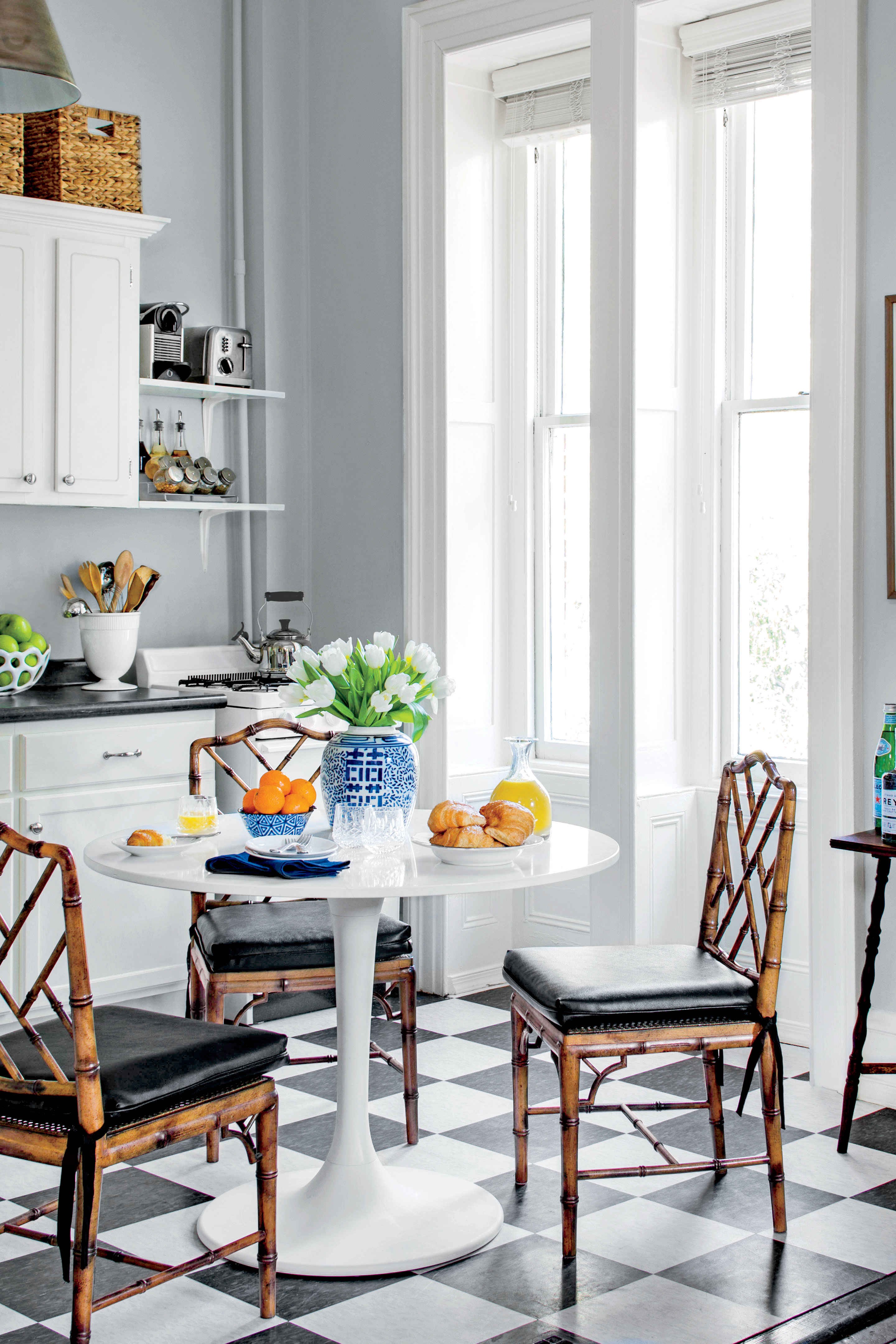 5 Quick Tips to Updating A Rental Kitchen
