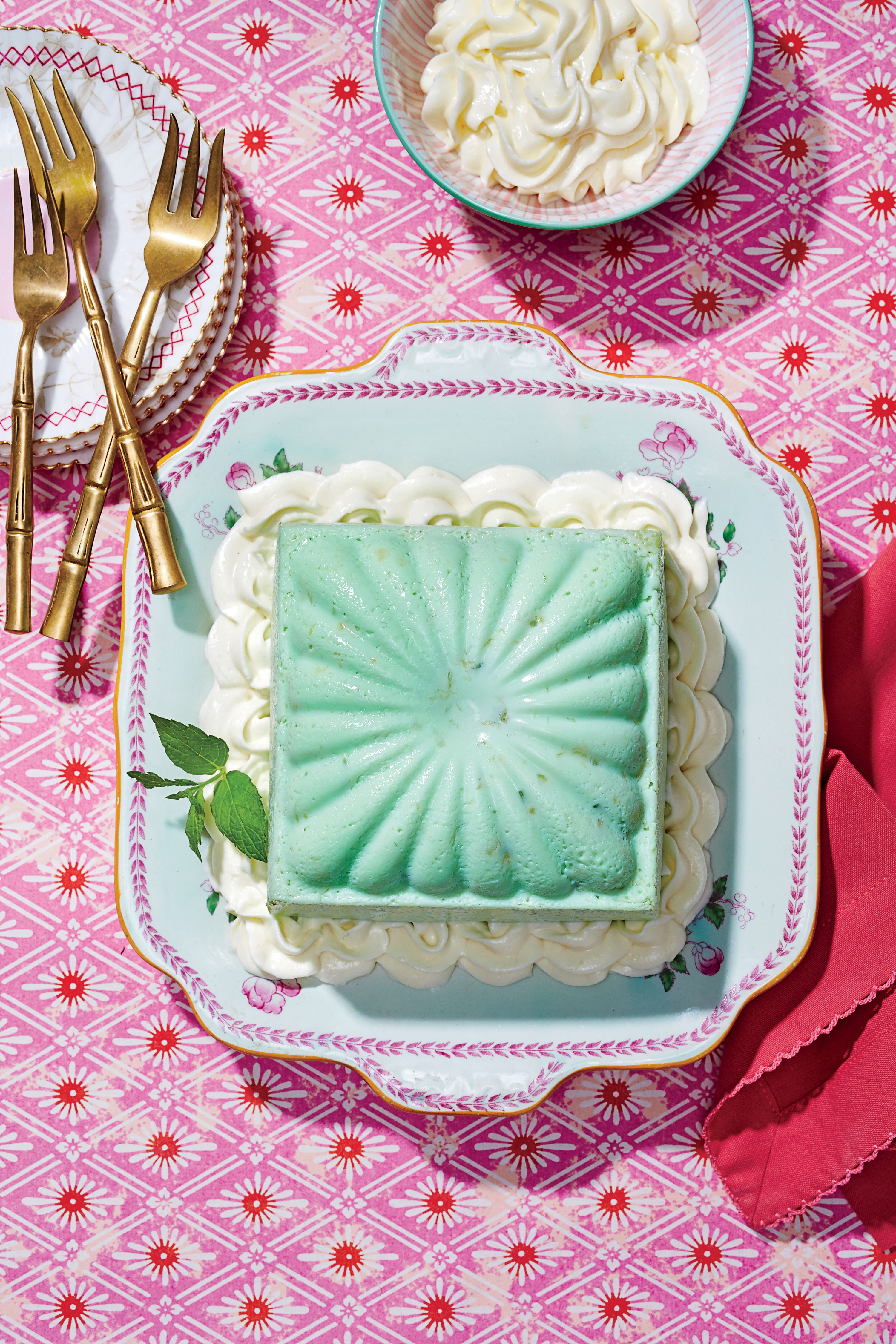 This Gelatin Mold Is My Grandmother's Go-To Easter Recipe