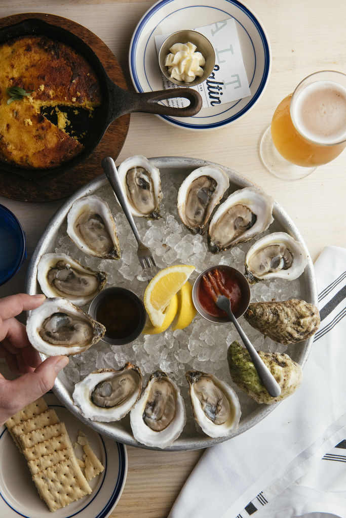 Five Health Benefits of Oysters