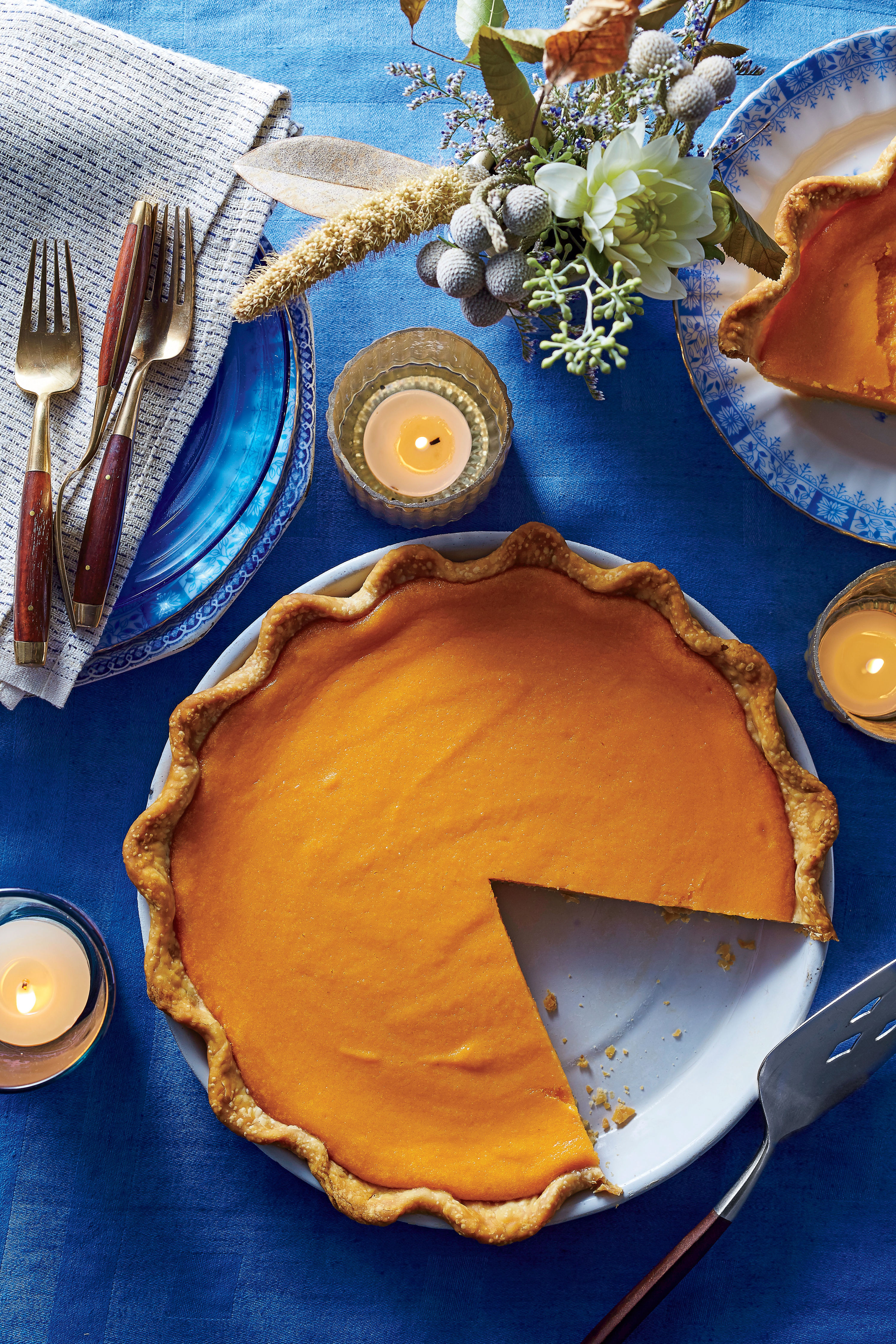 Brown Butter Sweet Potato Pie Recipe