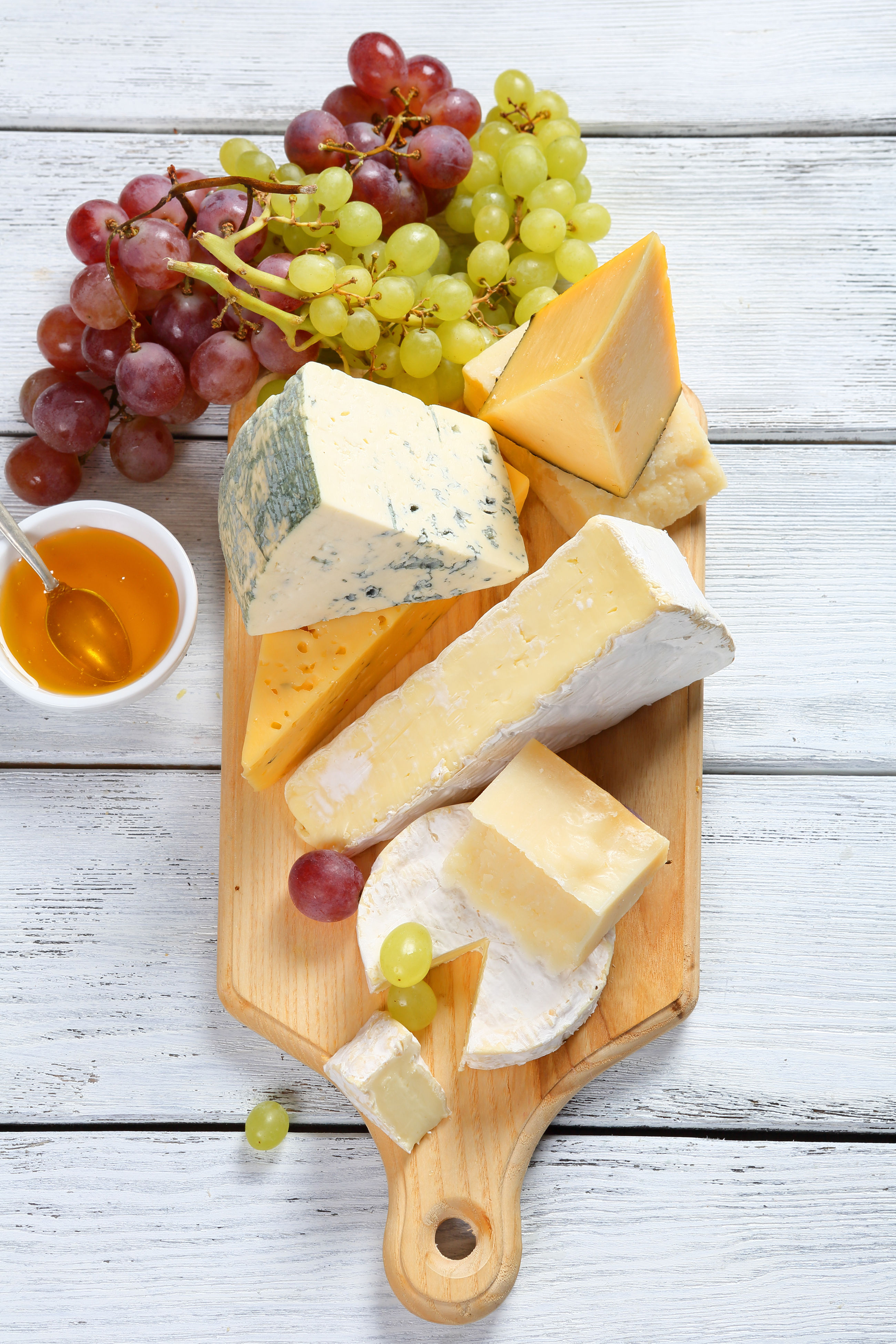 Why Full-Fat Cheese is Good for You