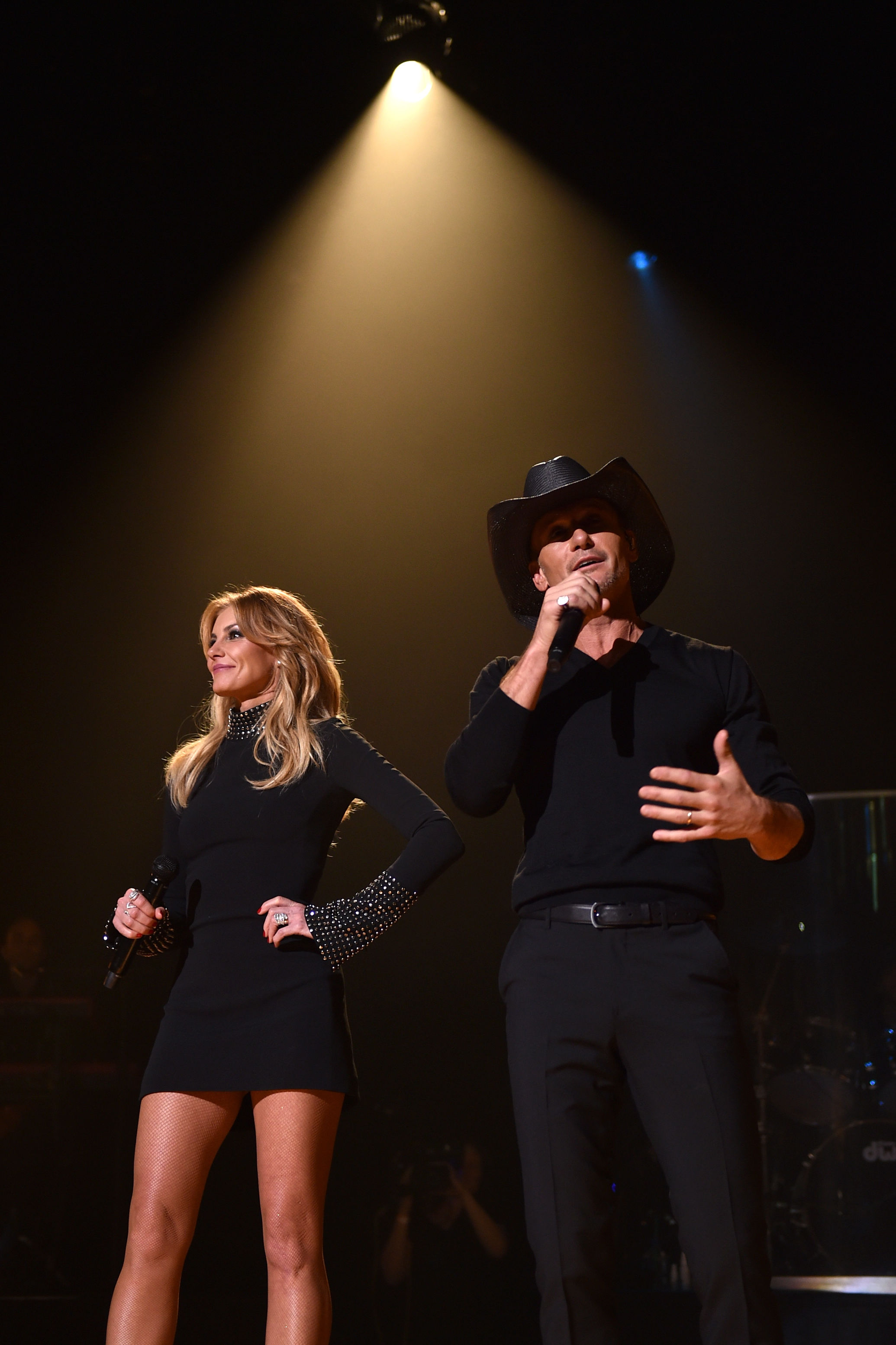Tim McGraw and Faith Hill Announce Plans for a Joint Album