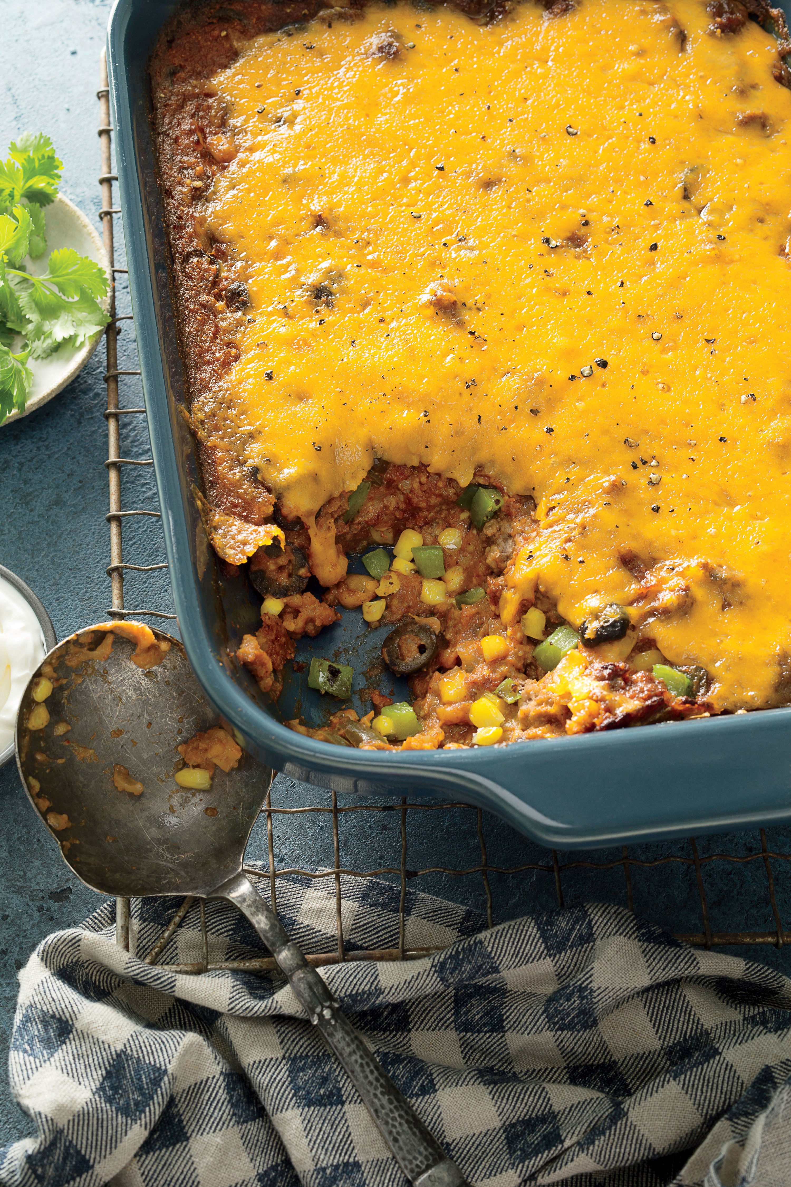 Deb Wise's Tamale Pie Mix-up Recipe