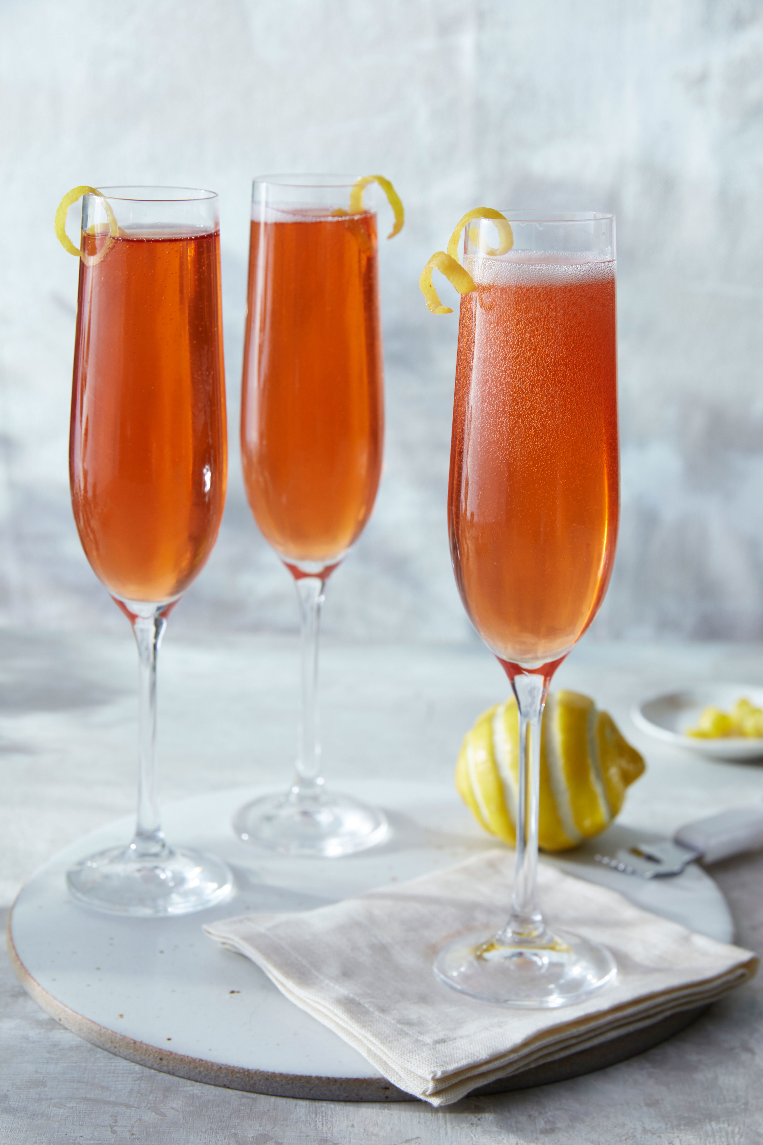 Gingered Seelbach Cocktail Recipe