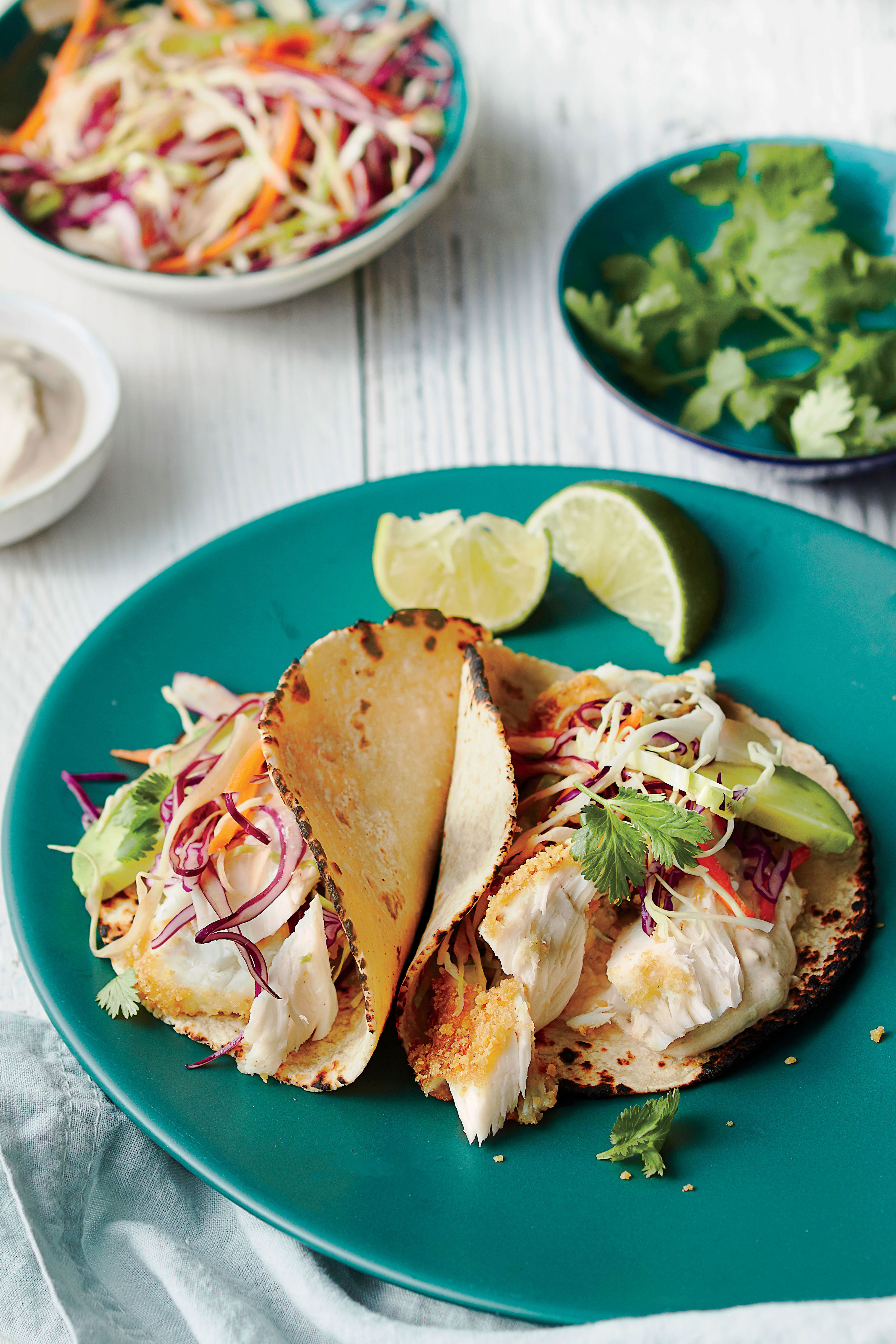 Easy Fish Tacos That Taste Great (Even Without the Seasoning!)
