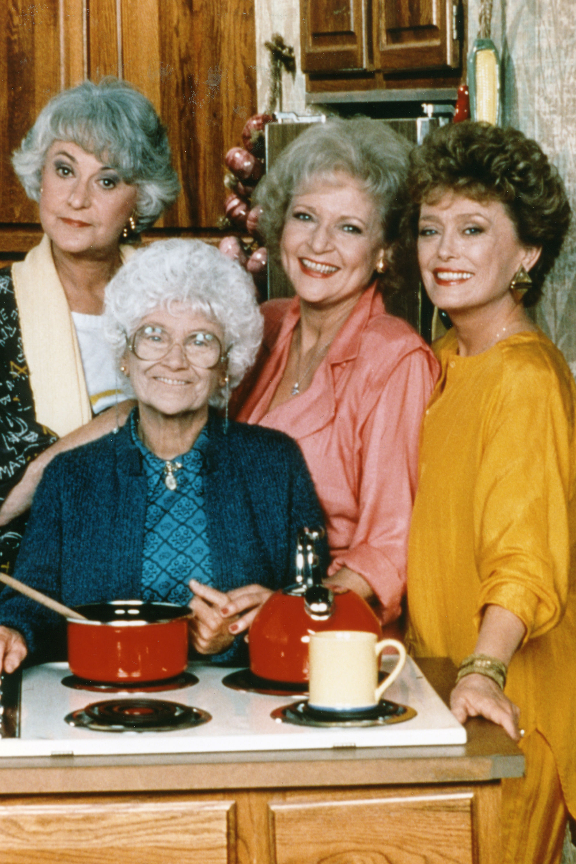 16 Things You Didn't Know About <em>The Golden Girls</em>