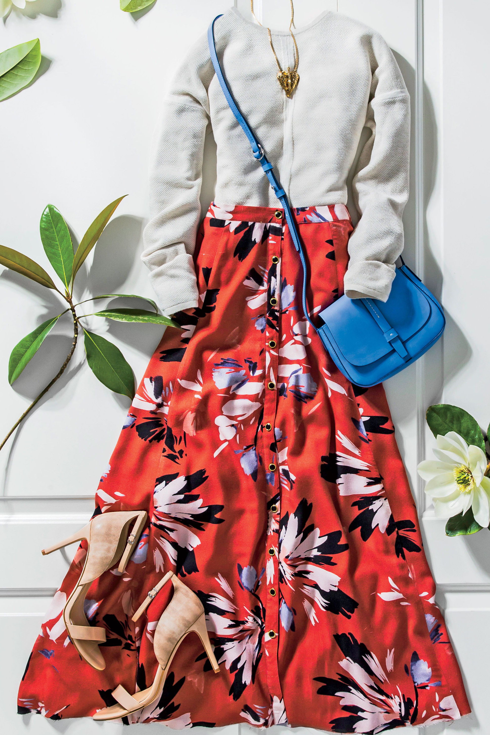 Street Style: Our Favorite Spring Look from Oxford, Mississippi