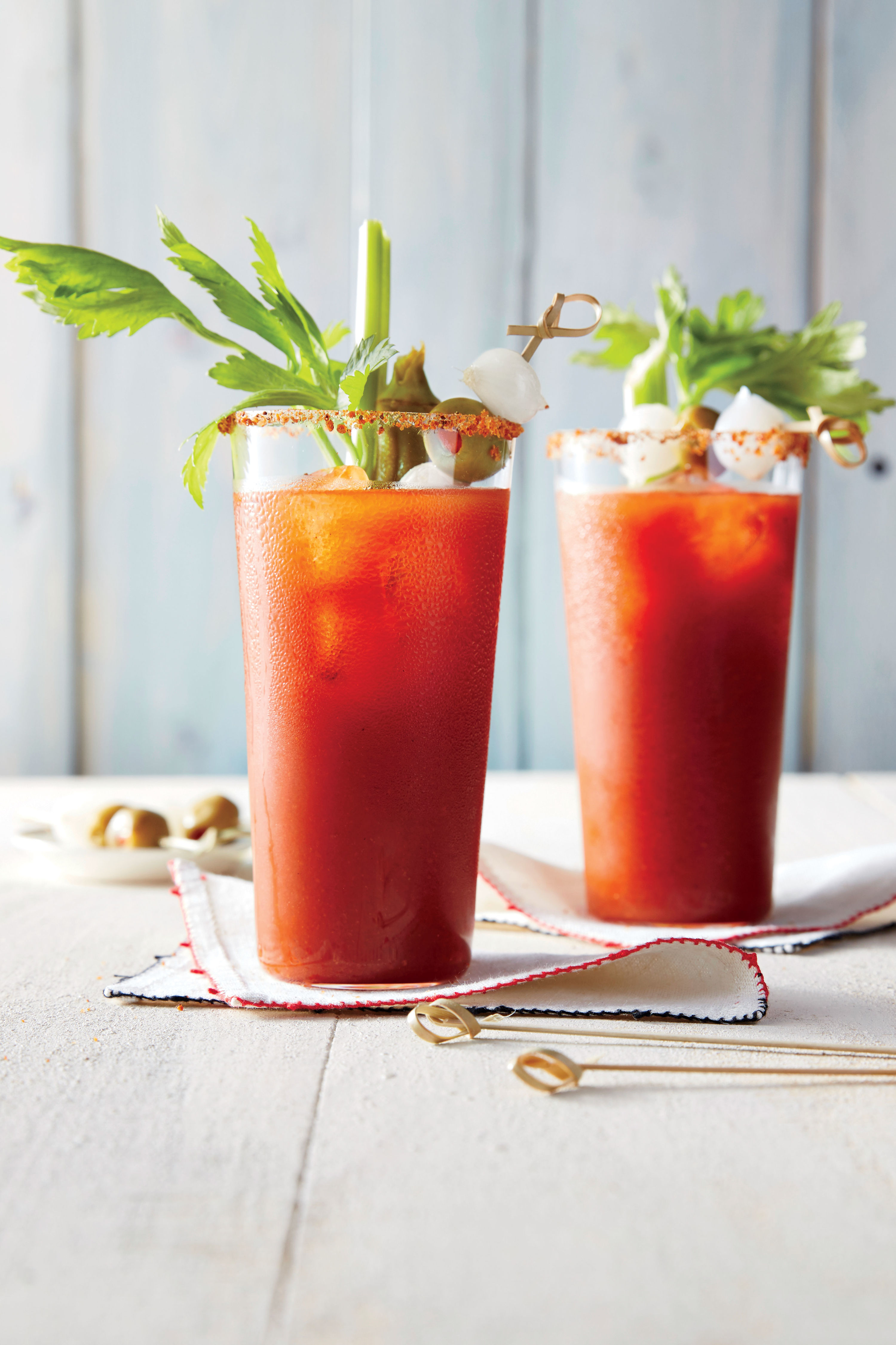 What's a Brunch Without a Bloody Mary?