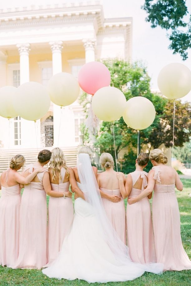 How to Choose Flattering Dress Colors for Your Bridesmaids That Y'all Love