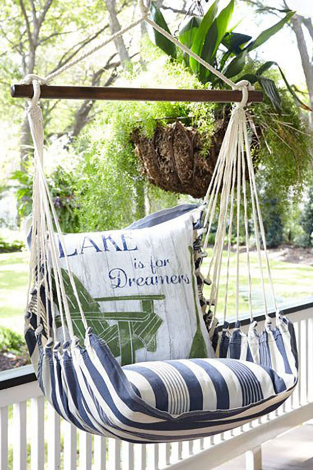 Your Southern Porch Wouldn't Be Ready for Spring Without This