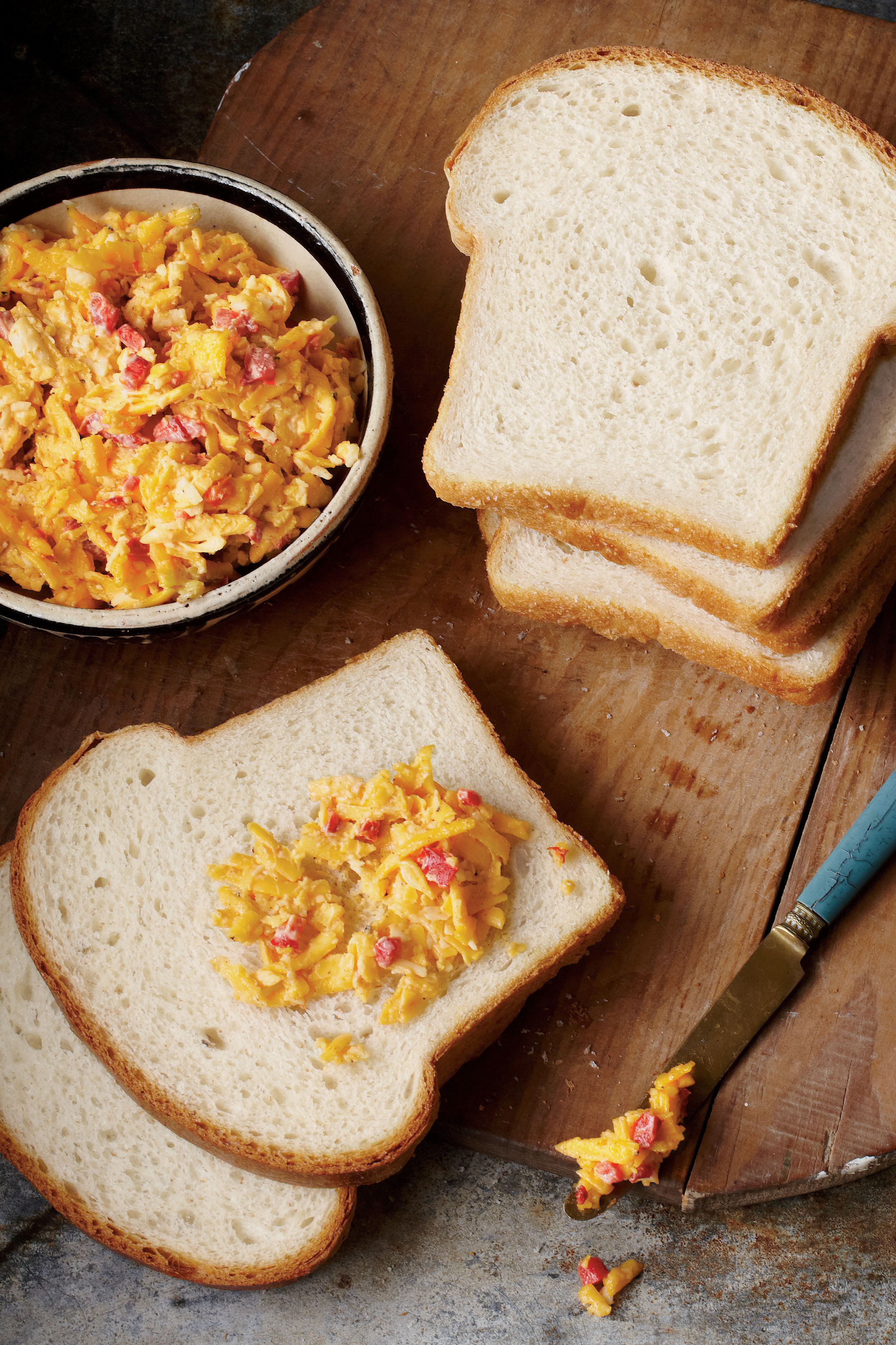 You Will Not Believe the History of Pimento Cheese