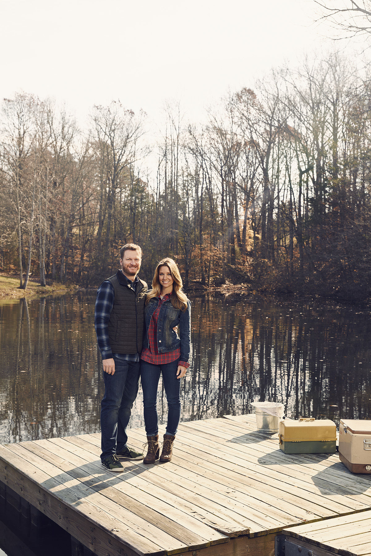 Get Ready for Dale Earnhardt Jr.'s New Home Renovation Show