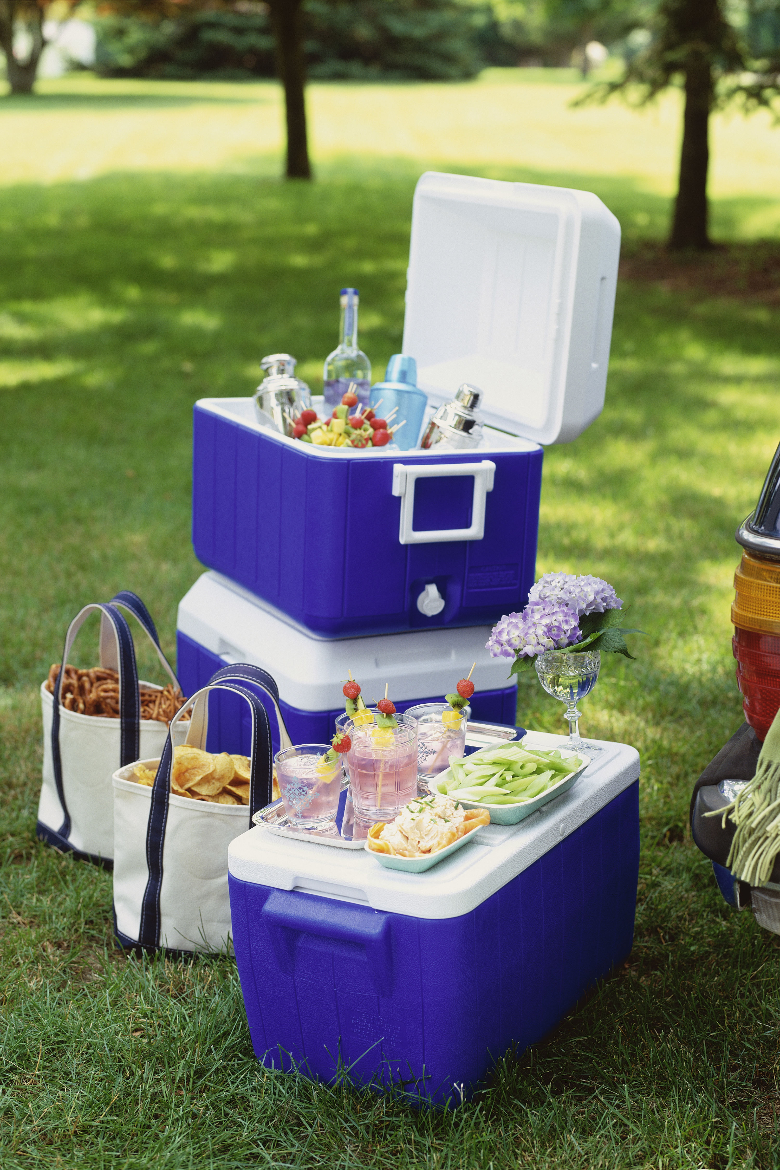 WATCH: Here's The Best Way To Pack A Cooler