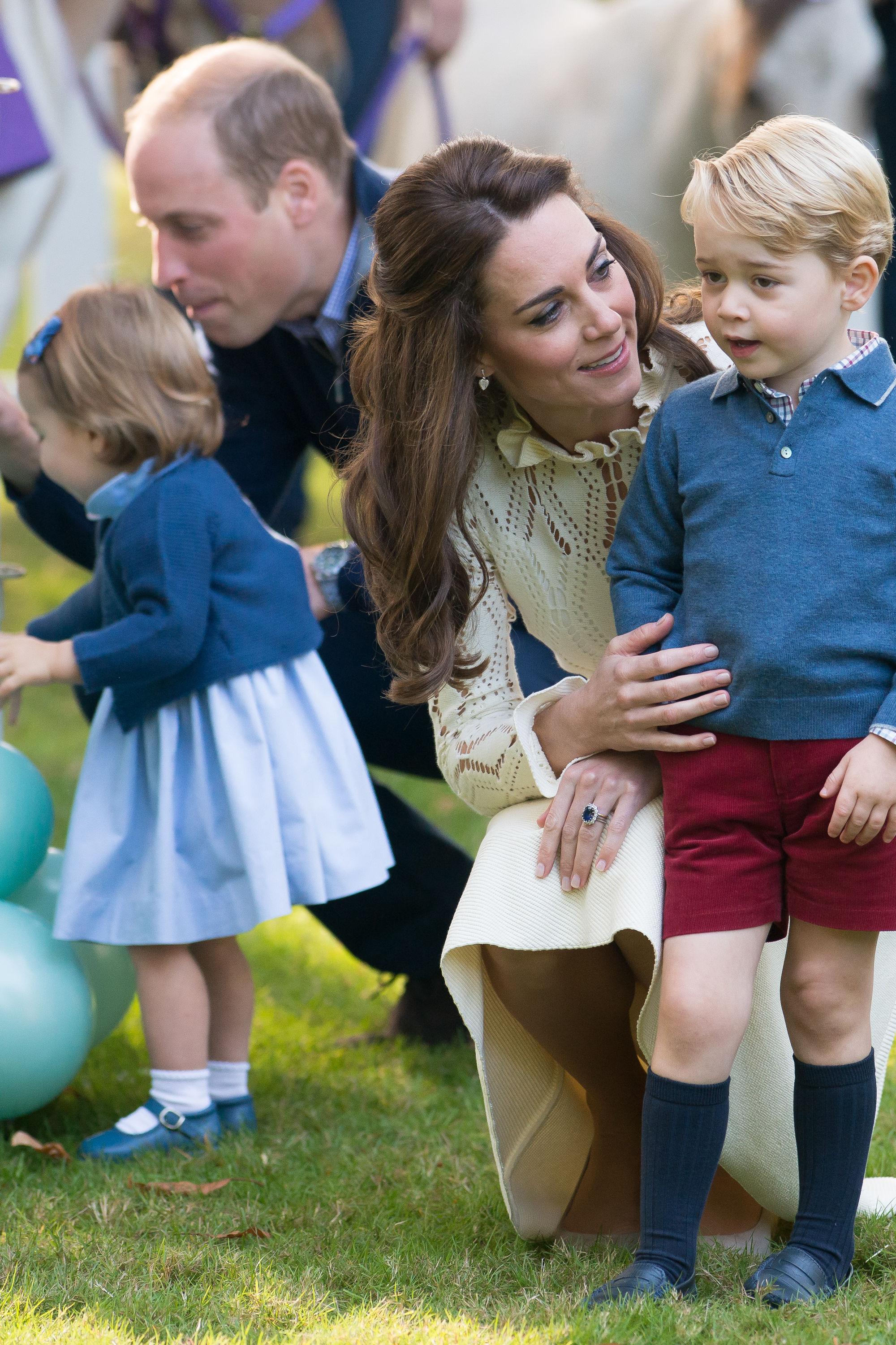 Why Prince George's New Nanny Should Be Southern